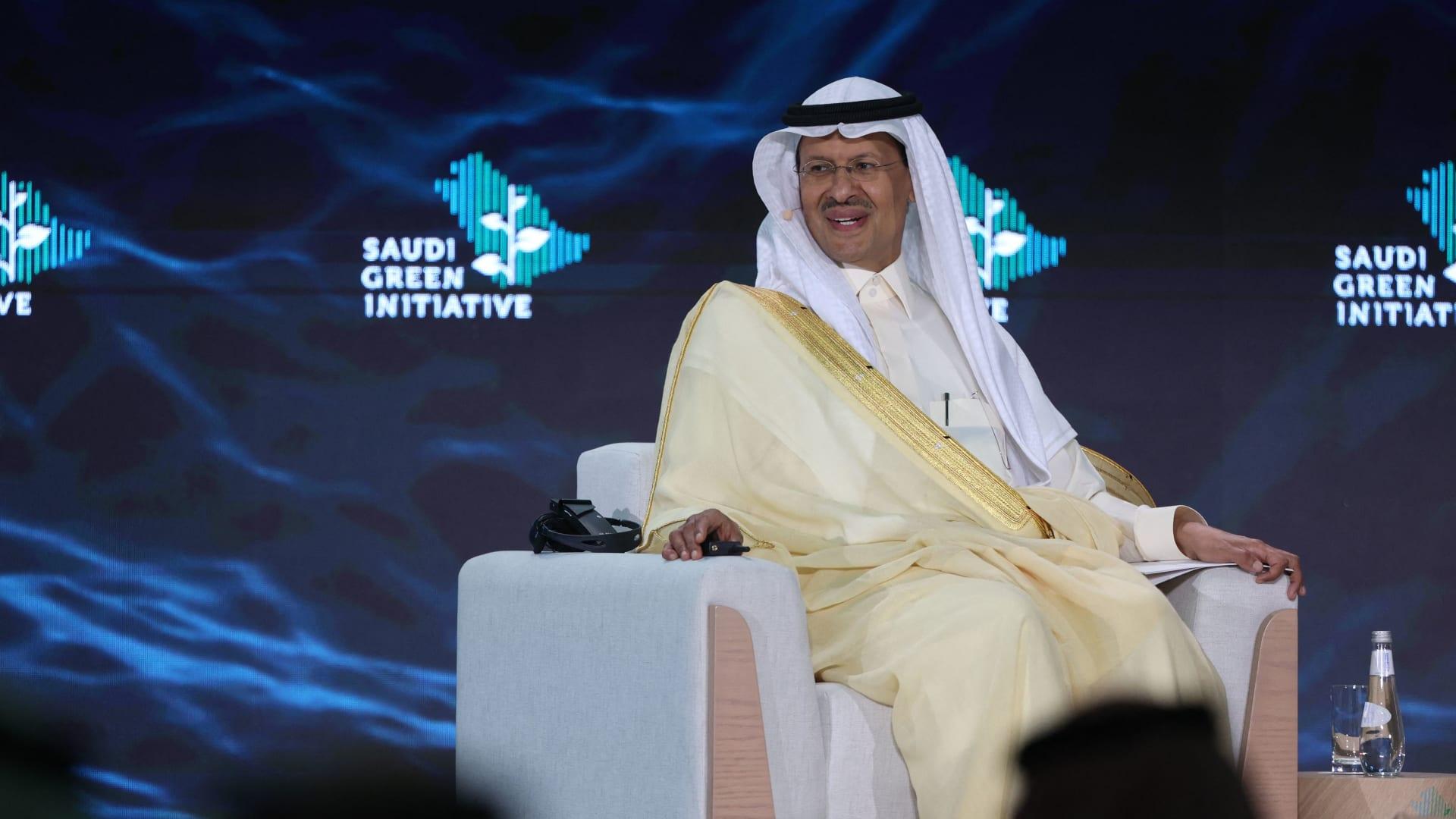 مع إعلان إنتاج الهيدروجين.. وزير الطاقة السعودي: السعودية لن تزول thumbnail