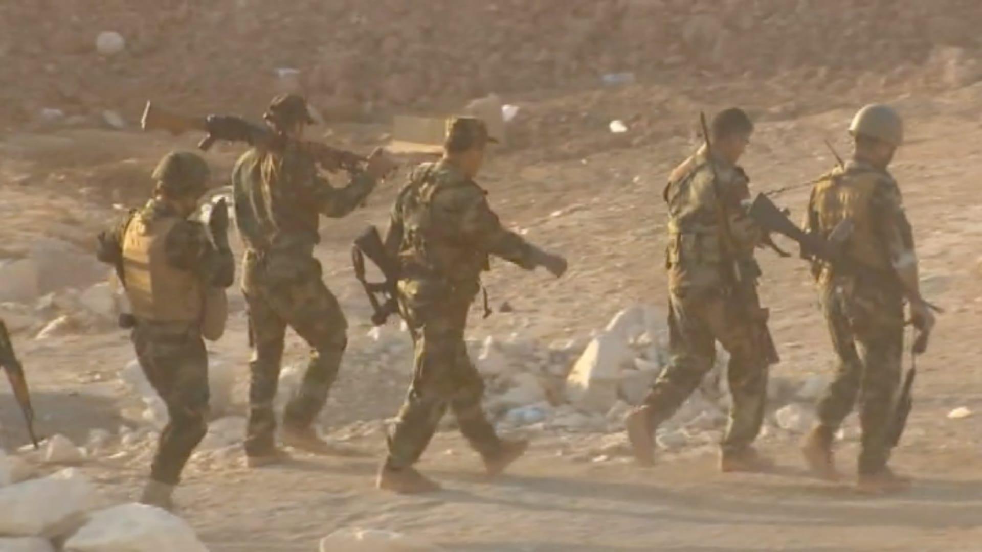 """أوباما يتابع في """"القيادة الوسطى"""" الحرب على """"داعش"""" وديمبسي لا يستبعد نشر جنود"""