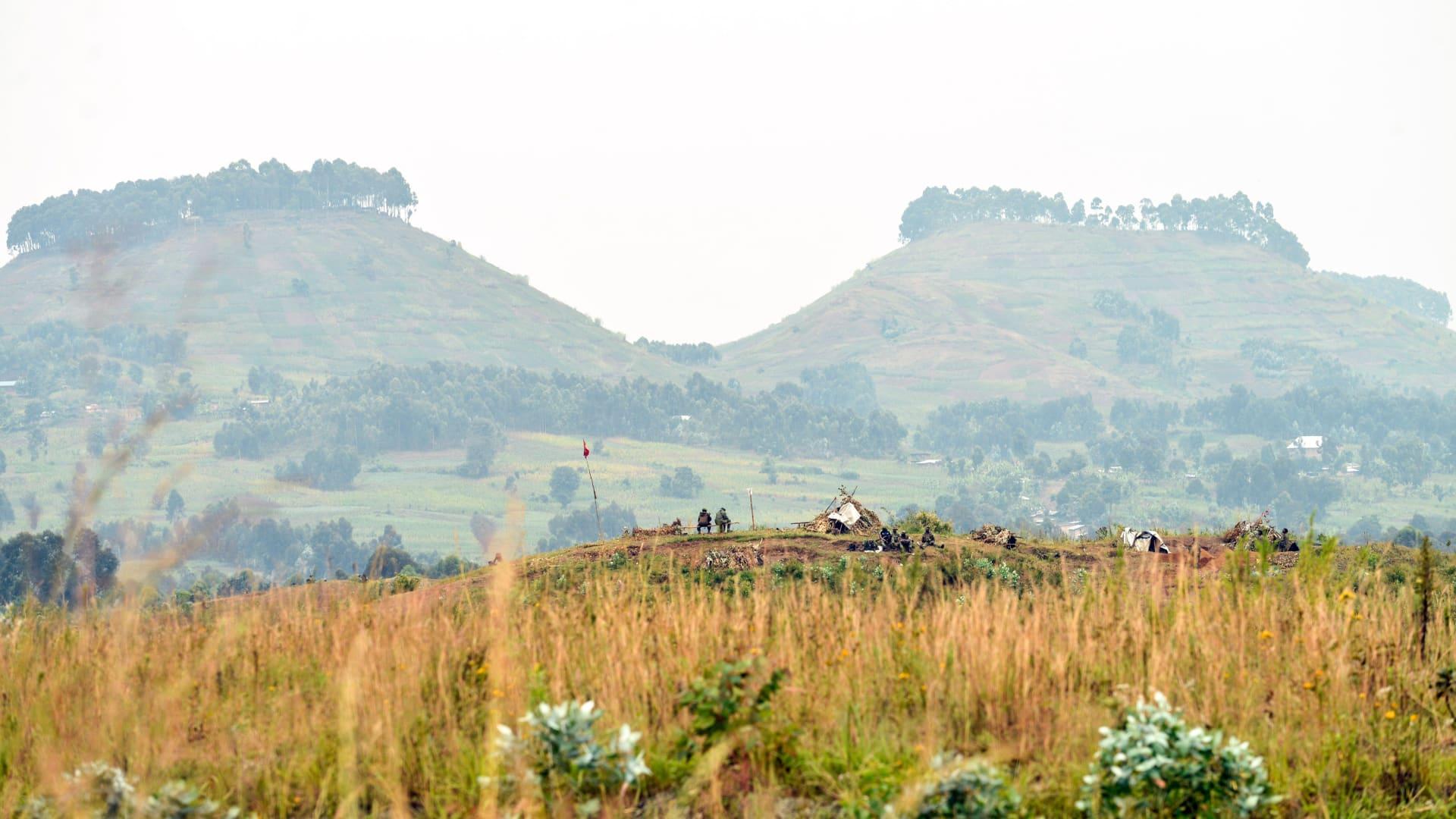 الرياح الأقل: الكونغو