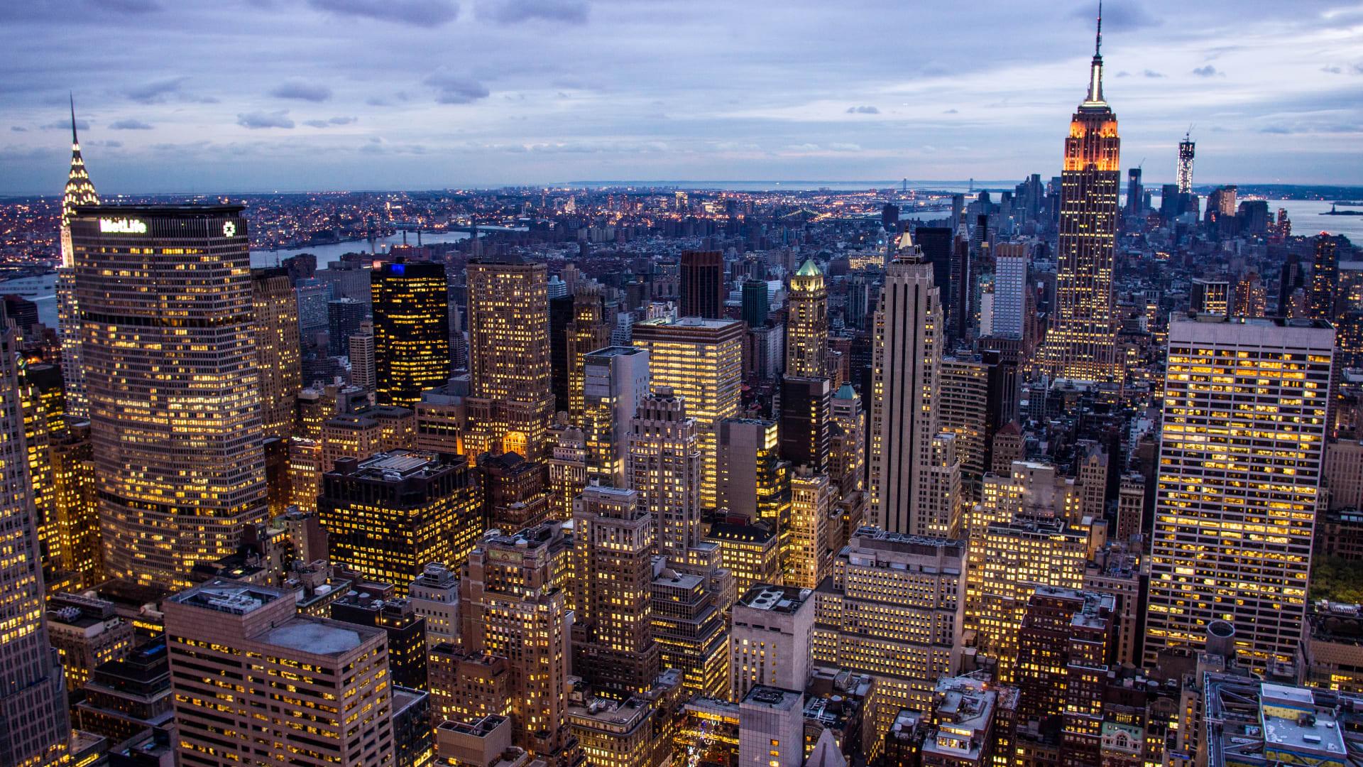 نيويورك، الولايات الأمريكية المتحدة