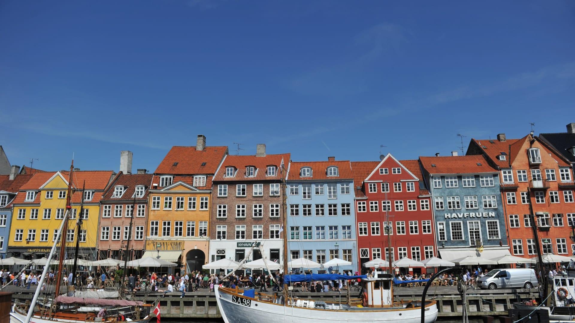 كوبنهاغن، الدانمارك
