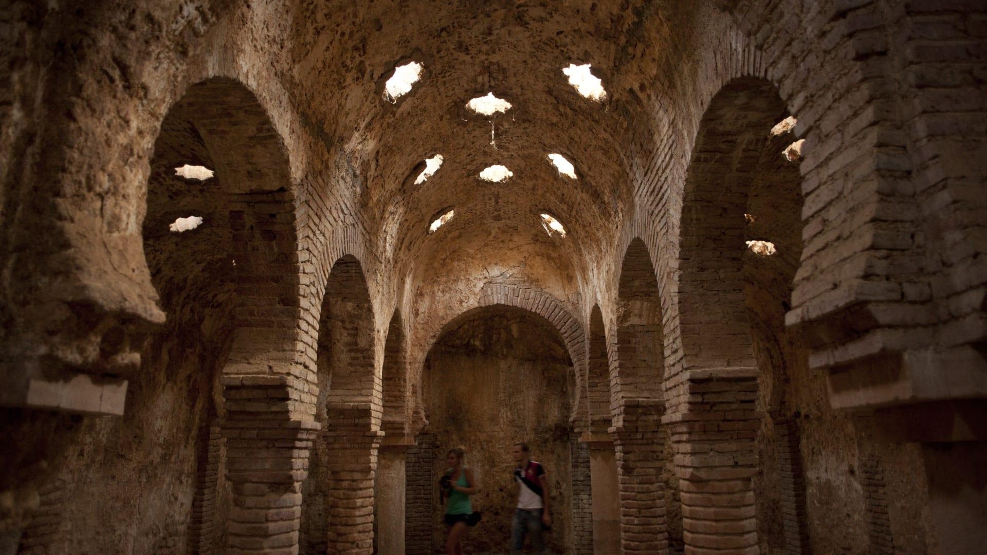 حمامات العرب في رندة