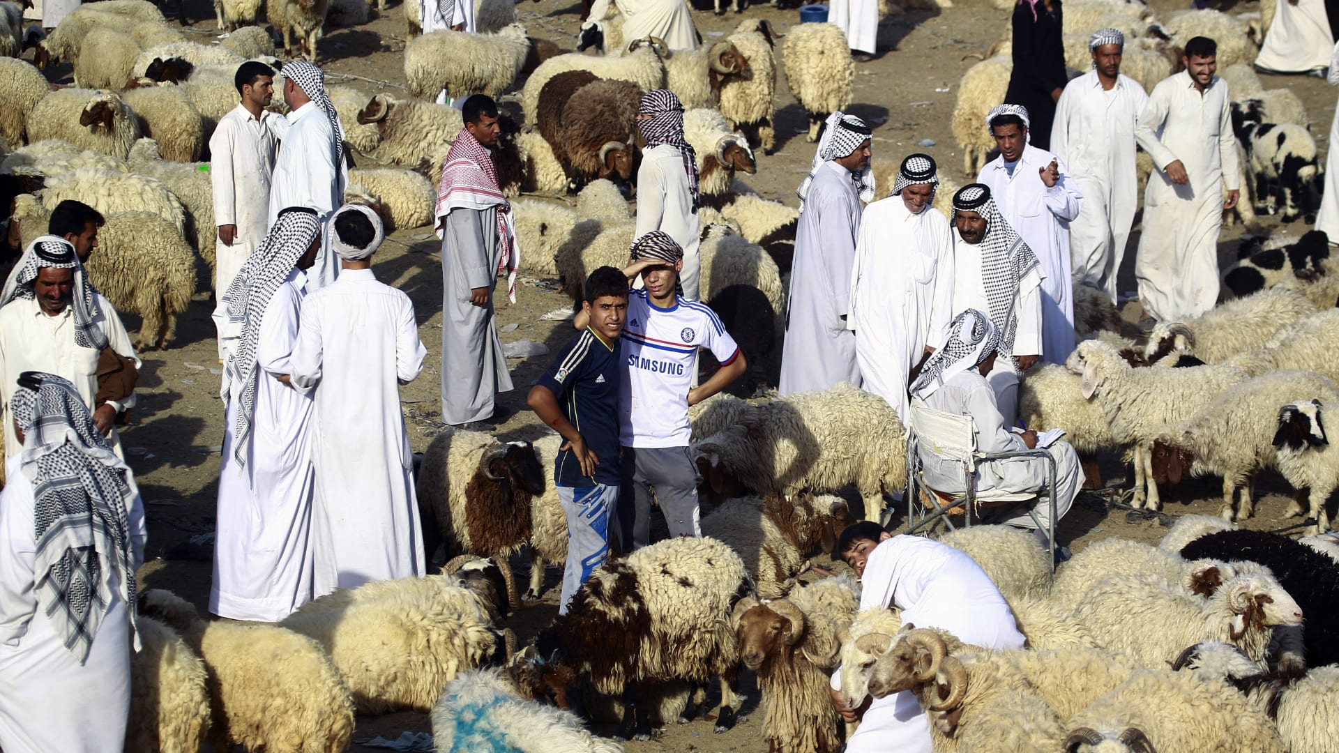 النجف، العراق