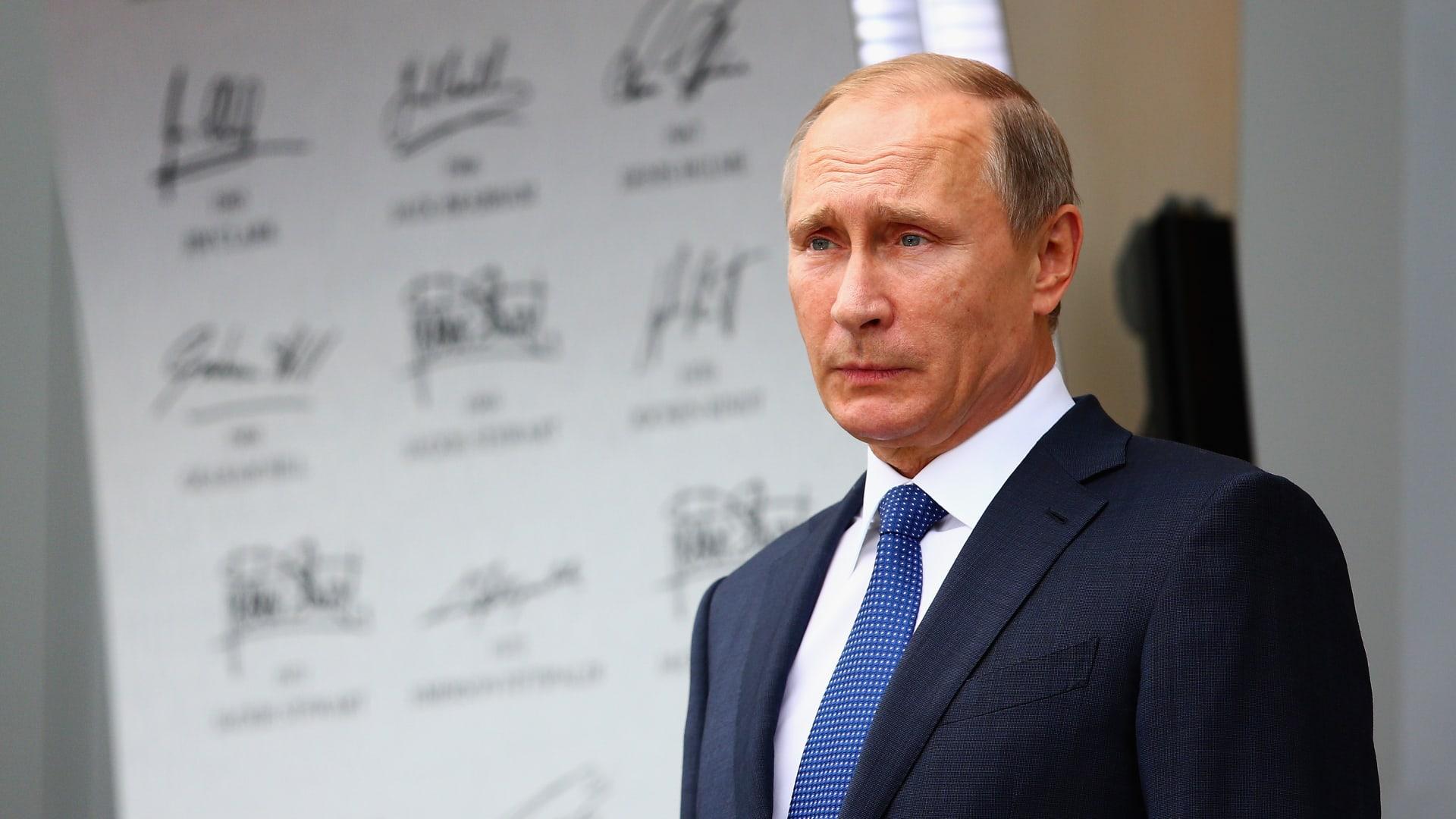 """بوتين يدعو إلى إجراء تحقيق مستقلة في اتهامات WADA بشأن """"فضيحة المنشطات"""""""