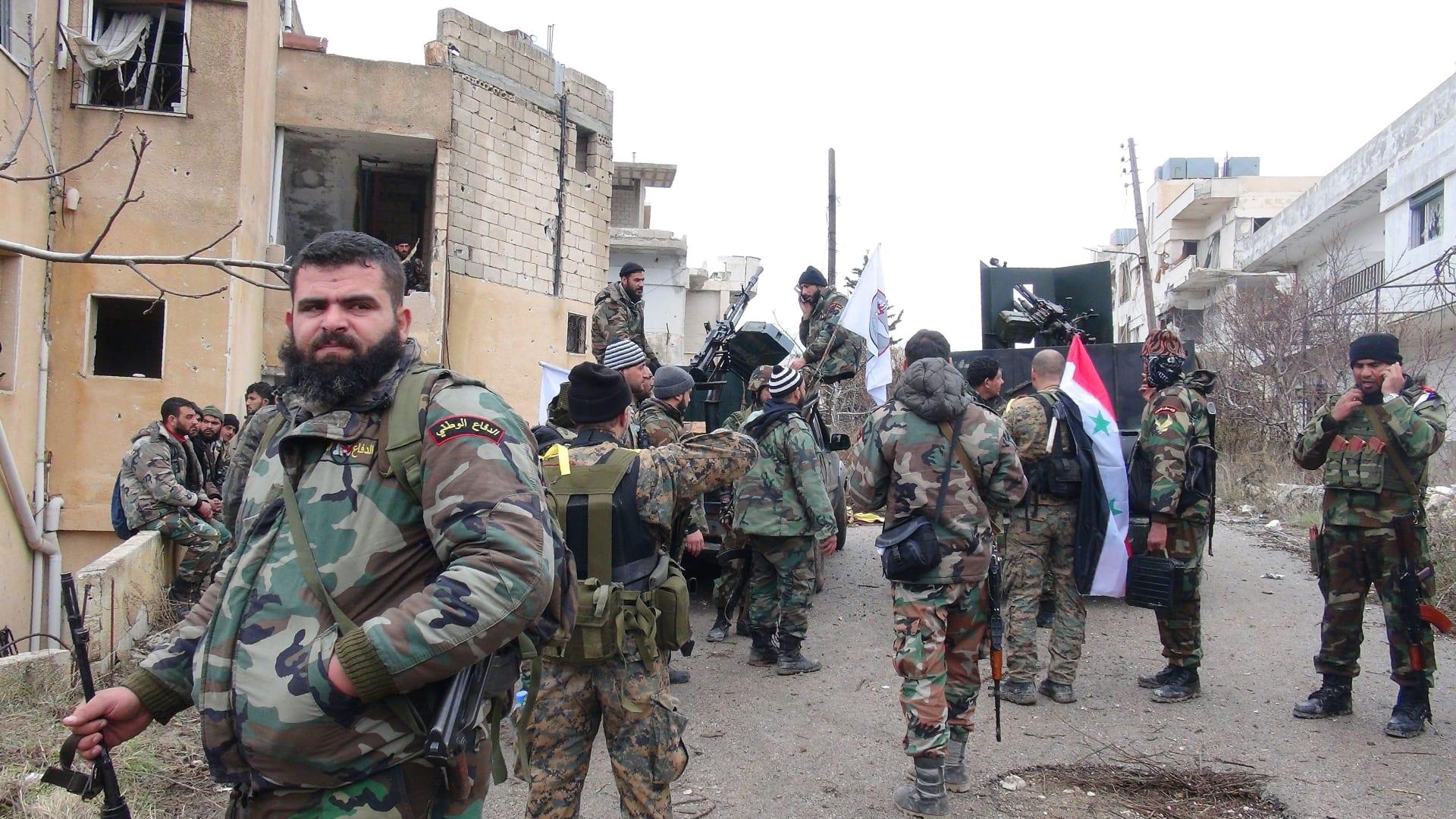 سوريا: النظام يستعيد السيطرة على آخر معاقل المعارضة في اللاذقية