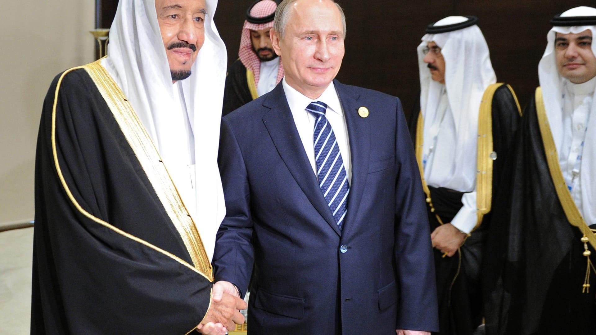 اتفاق سعودي روسي على التعاون في مجال الطاقة الذرية السلمية