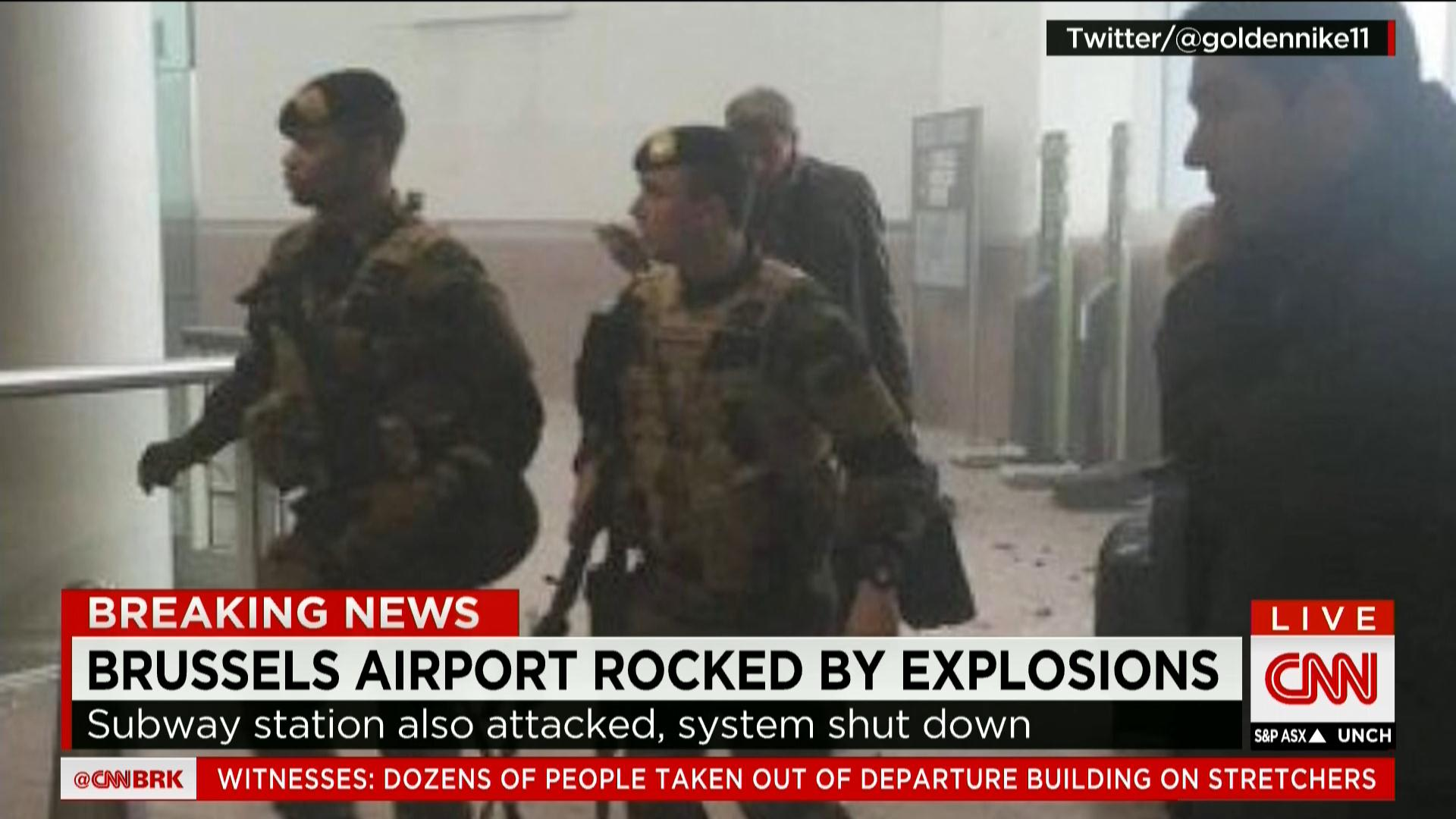 محلل الأمن القومي لـCNN: مفتاح التعرف على مسؤول تفجيرات بروكسل هو نوع المتفجرات ومقارنتها بعمليات القاعدة وداعش