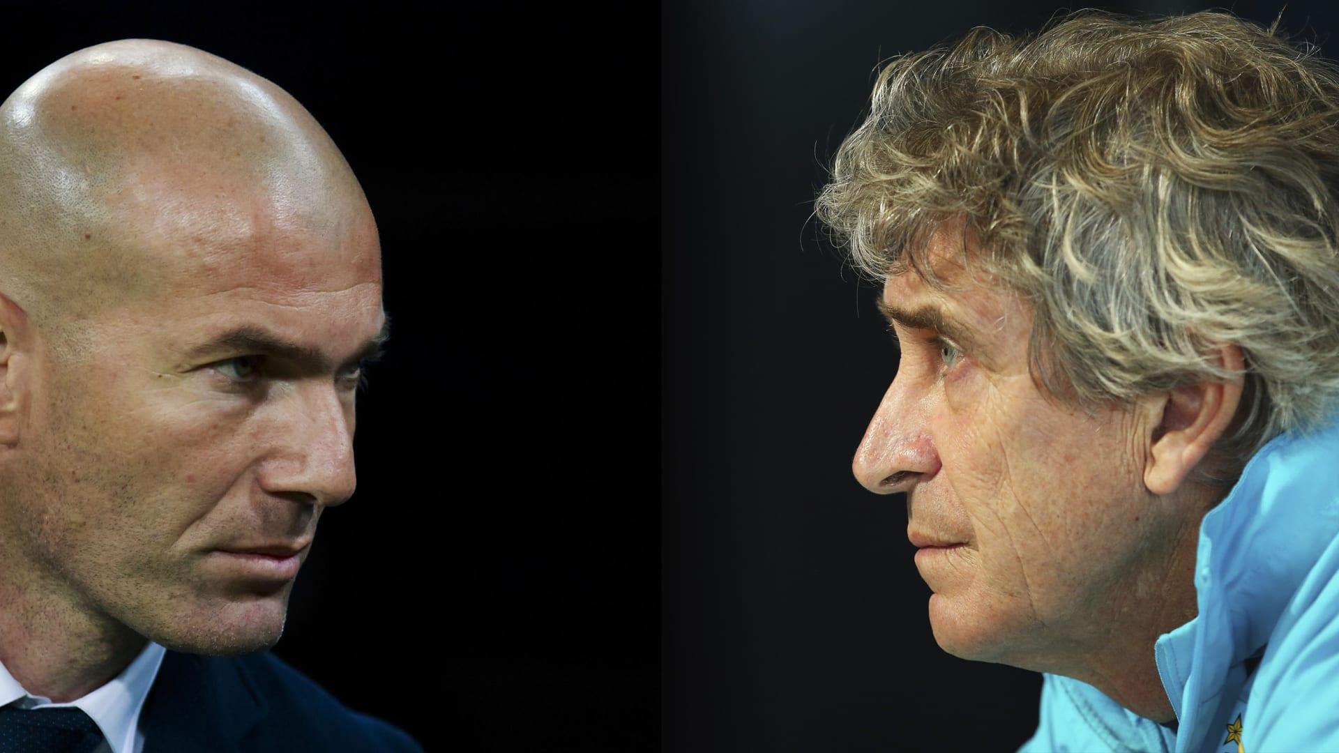 بالصور: ريال مدريد ضيف ثقيل على الاتحاد للمرة الأولى في المربع الذهبي