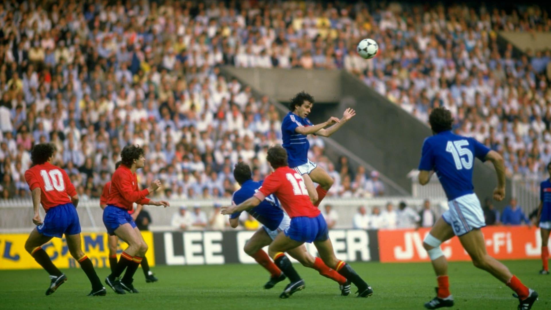 بالصور...حكاية اليورو: فرنسا تتوج بأول ألقابها الأوربية في عام 1984