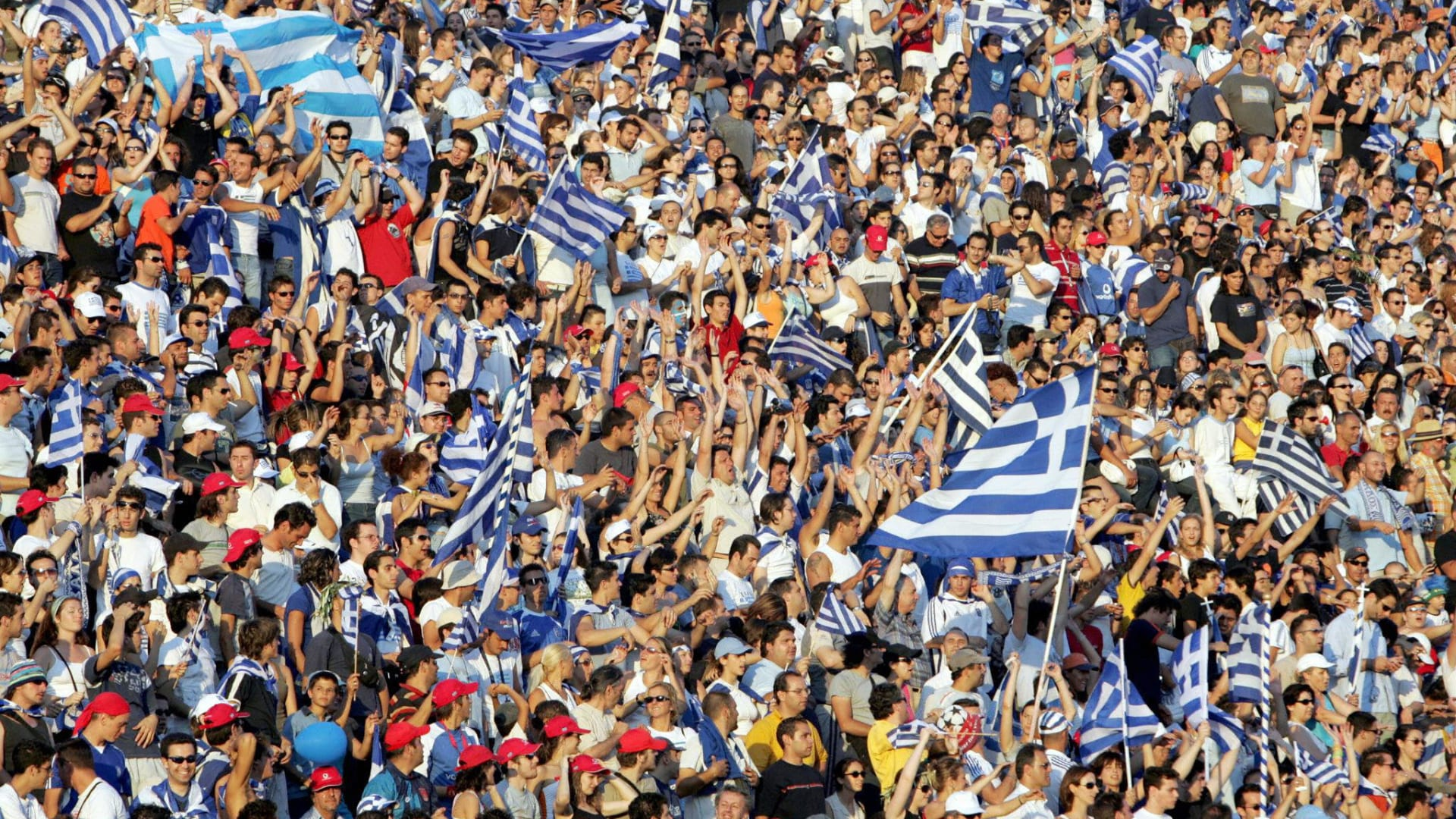 حكاية اليورو: قياصرة اليونان أبطال يورو 2004