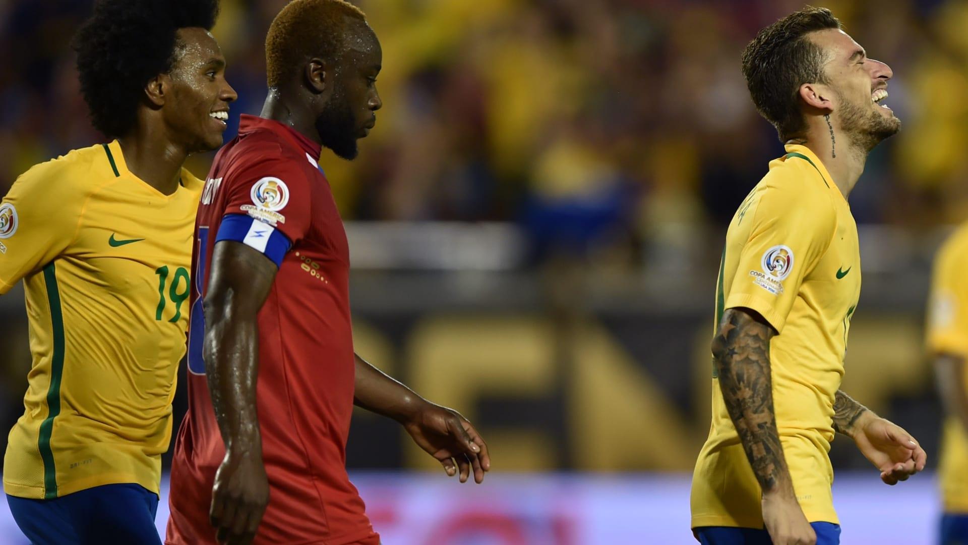 البرازيل تكتسح هاييتي بسباعية وتصالح جماهيرها