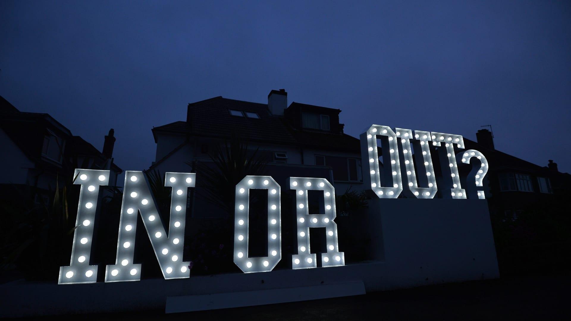 هل يمكن للندن تجاهل نتائج استفتاء خروج بريطانيا من الاتحاد الأوروبي والبقاء؟