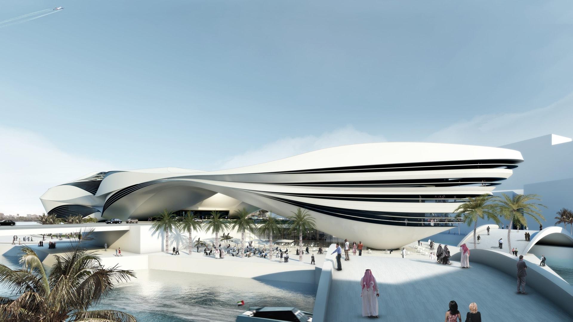 متحف الفن الحديث في الشرق الأوسط دبي