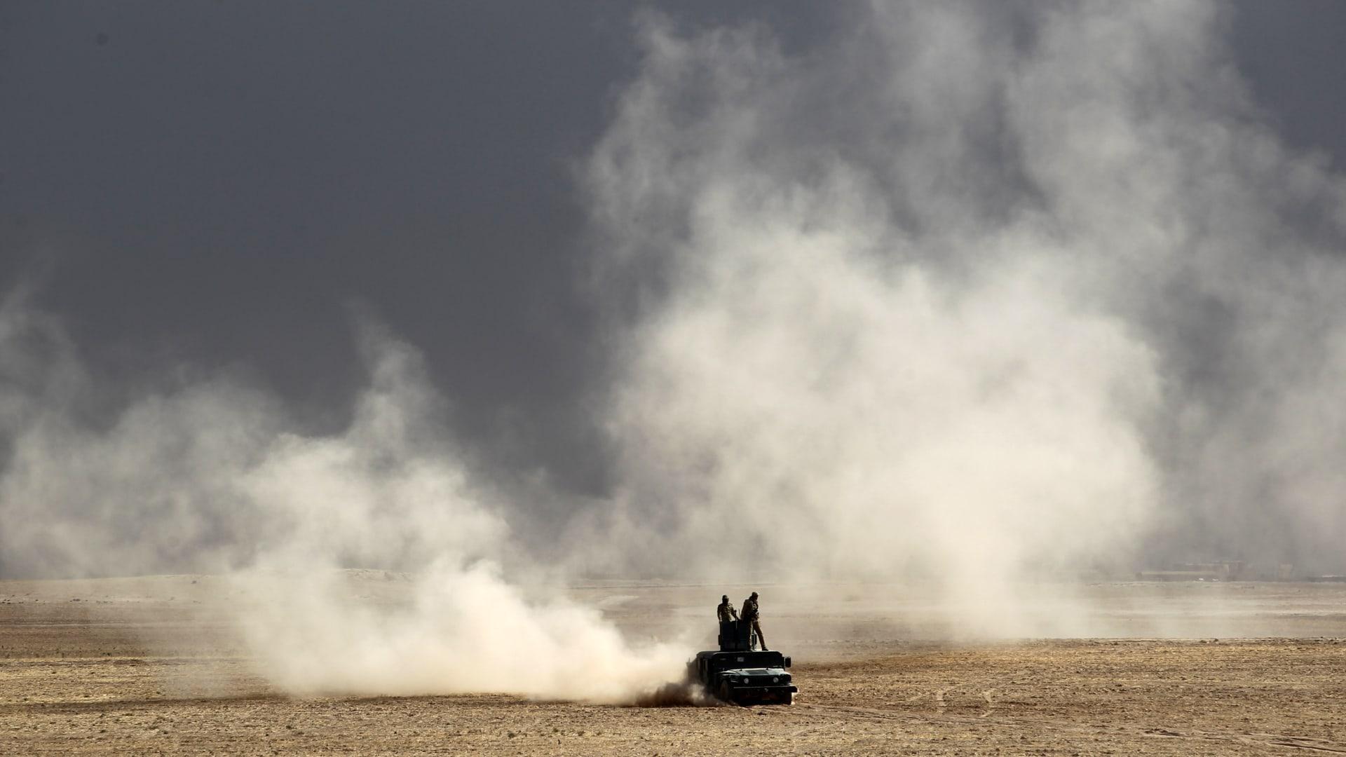 العفو الدولية: السنة يواجهون انتقاما وحشيا من الحشد الشعبي في الموصل
