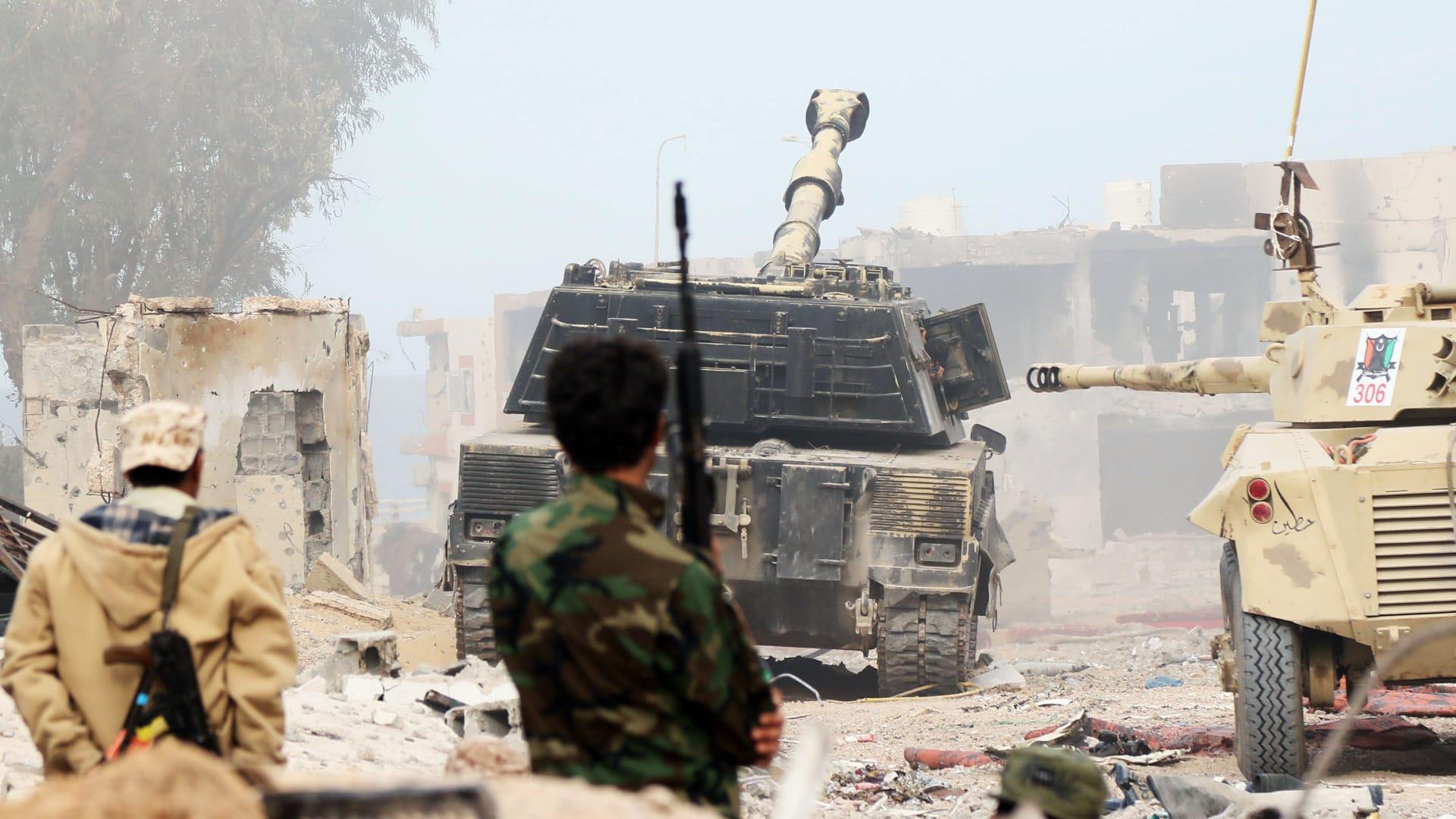 """البنتاغون لـCNN: تحررت مدينة سرت من داعش.. وكارتر: يجب سحق التنظيم وفكرة تأسيس """"دولة إسلامية"""""""