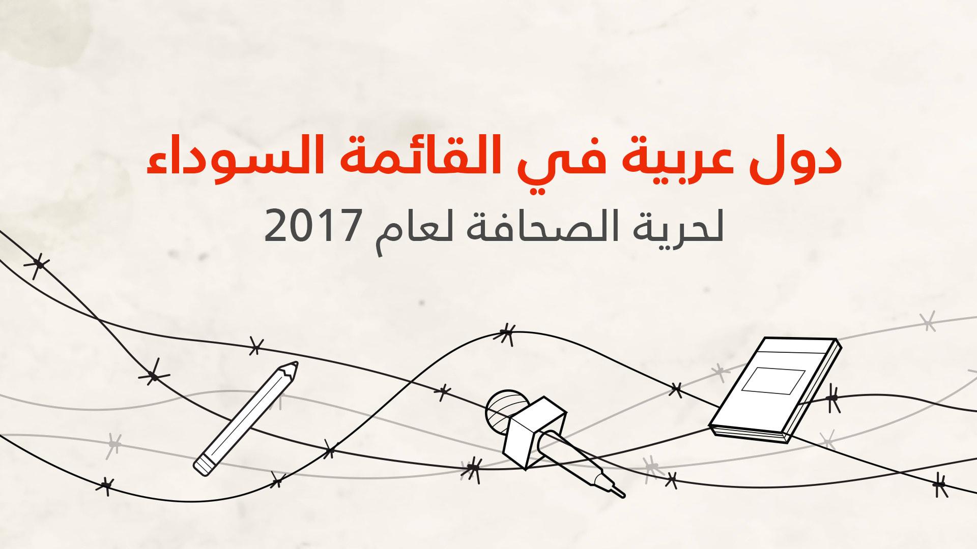 في اليوم العالمي لحرية الصحافة.. الدول العربية في ذيل القائمة