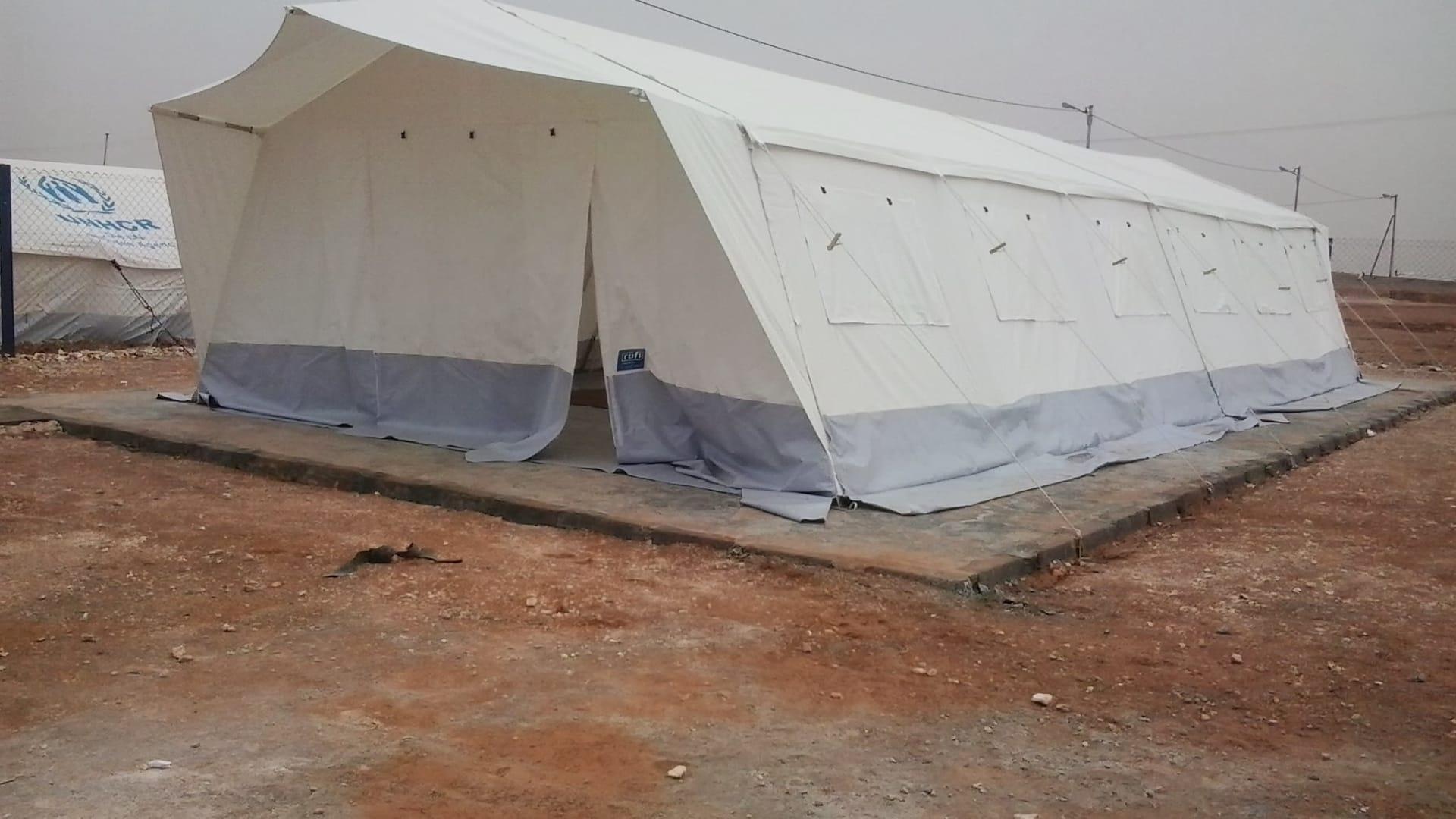 """التغريبة السورية.. صاحبة """"خيمة 1"""" تروي تفاصيل أول ليلة بالزعتري"""