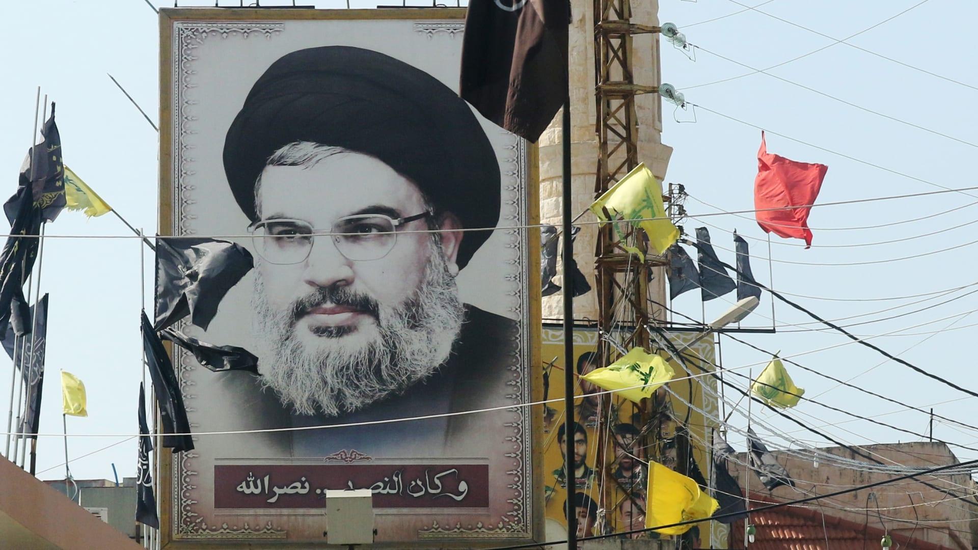 نصرالله يرد اليوم على الجامعة العربية وإيران تحذر السعودية من ضربه