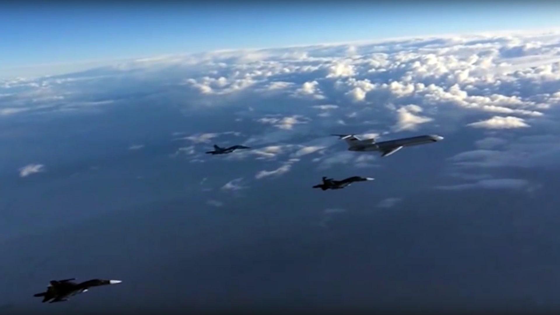 أمريكا: اختراقات روسيا الجوية قد تتسبب بمواجهة في سوريا