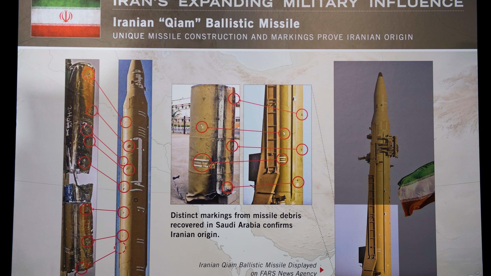 تقرير دولي: صواريخ وطائرات إيرانية للحوثيين.. والجوع يستخدم كسلاح