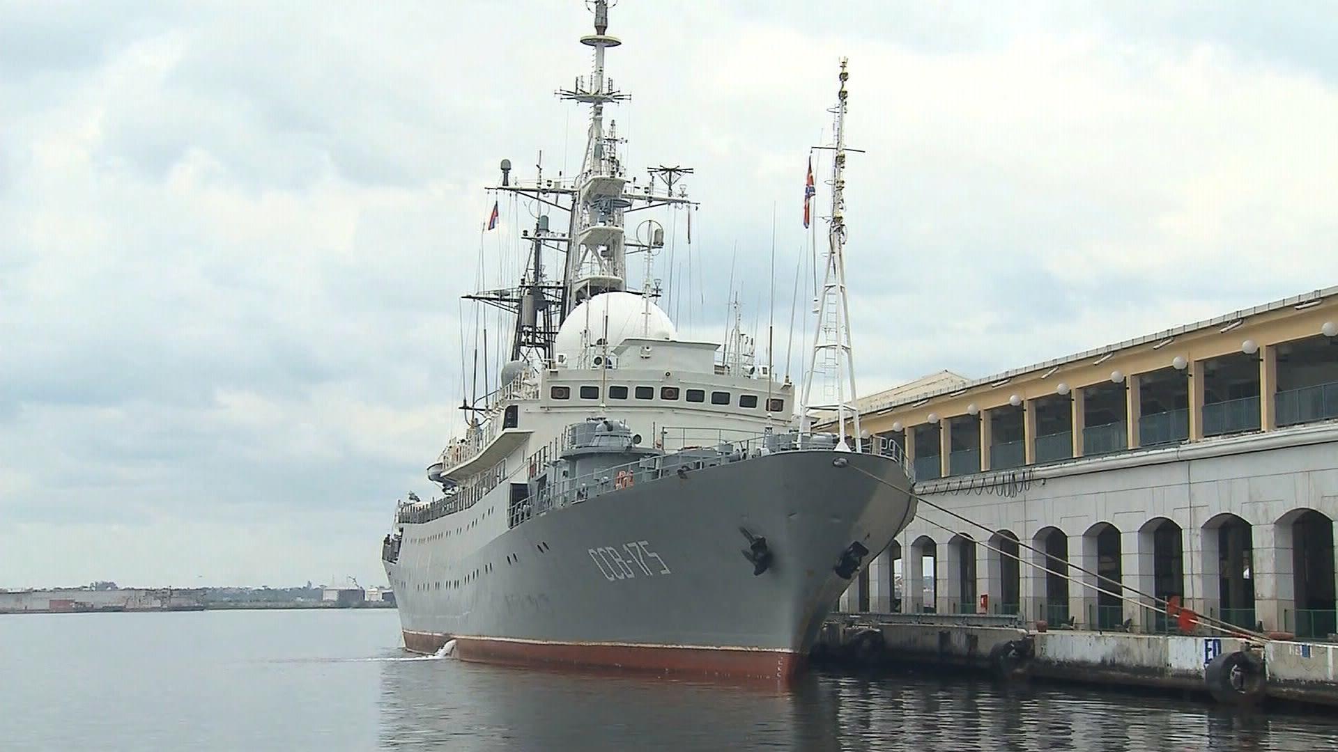 الجيش الأمريكي: سفينة تجسس روسية تتجه إلى الولايات المتحدة