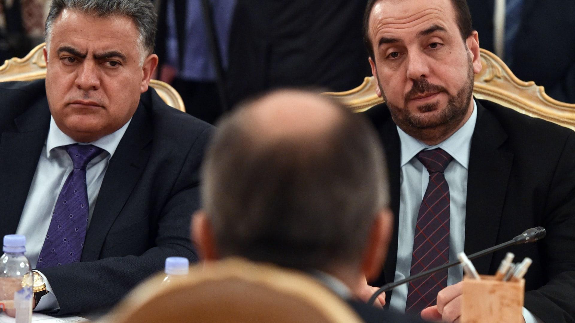هيئة التفاوض السورية تعلن مقاطعتها لمؤتمر سوتشي