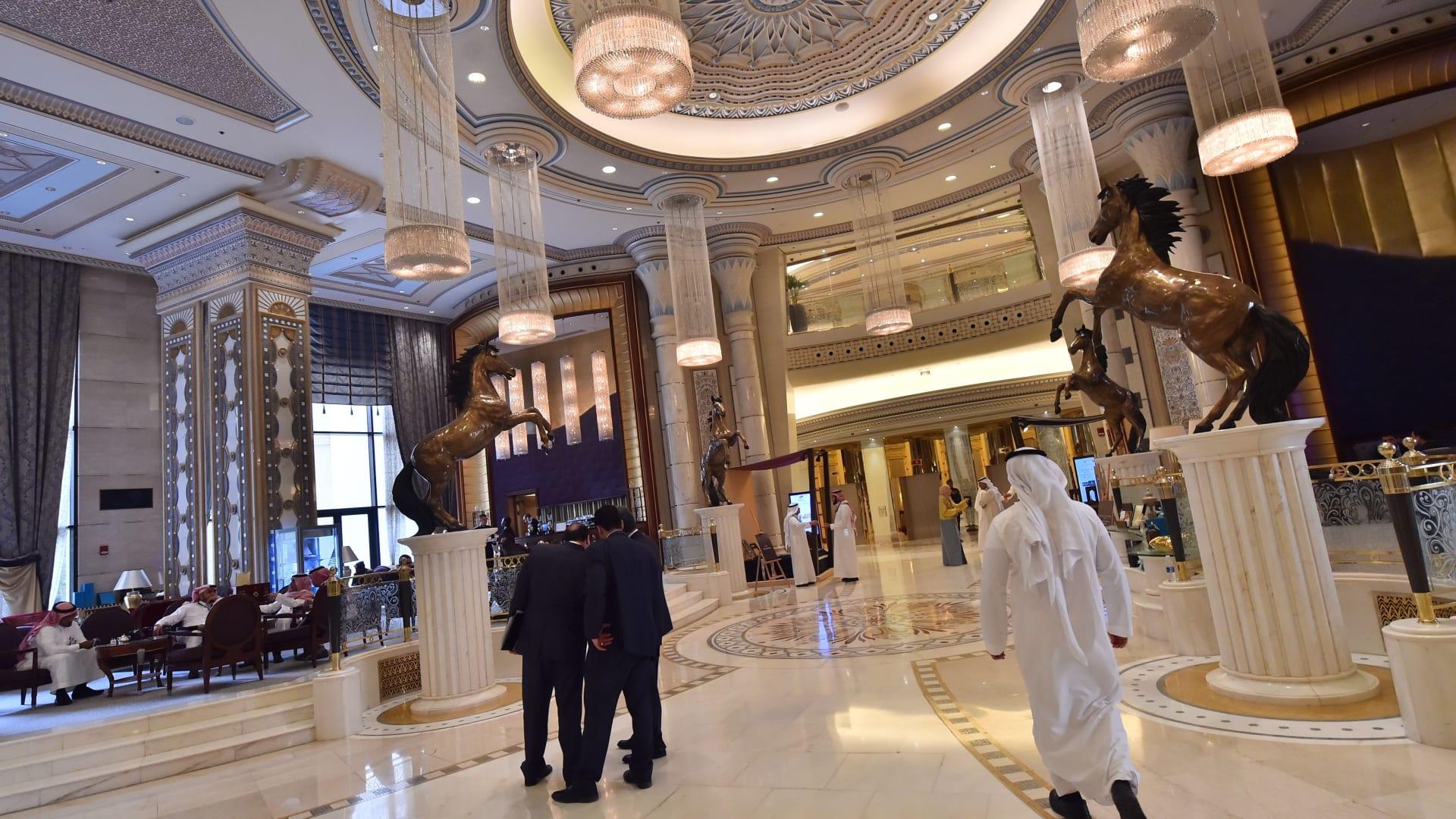 النائب العام السعودي: استردينا 106 مليارات دولار.. ونتحفظ على 56 شخصا