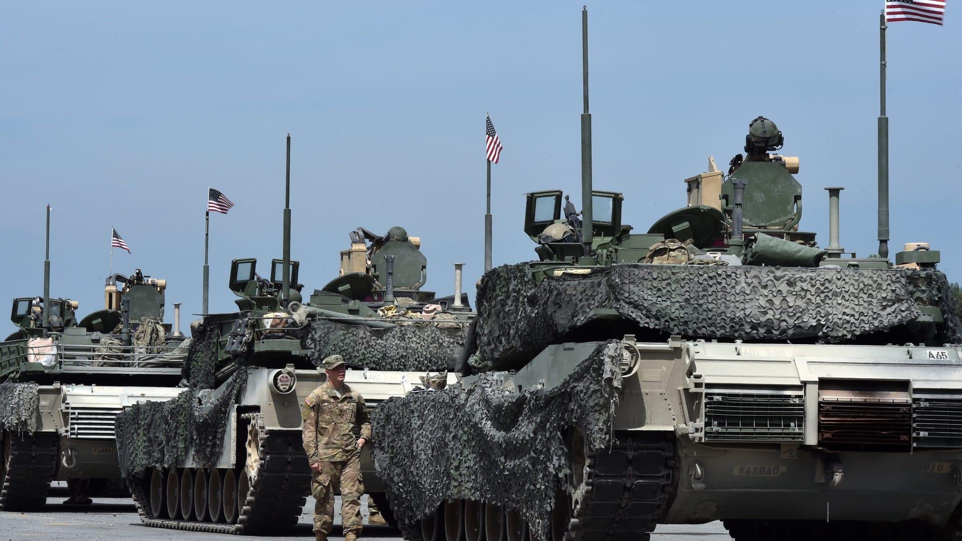 البنتاغون في حالة قلق منذ طلب ترامب لعرض عسكري