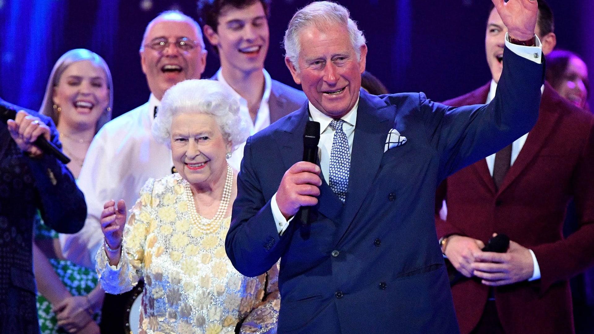 الأمير تشارلز معلقا على ولادة حفيده الجديد: هناك مشكلة وحيدة