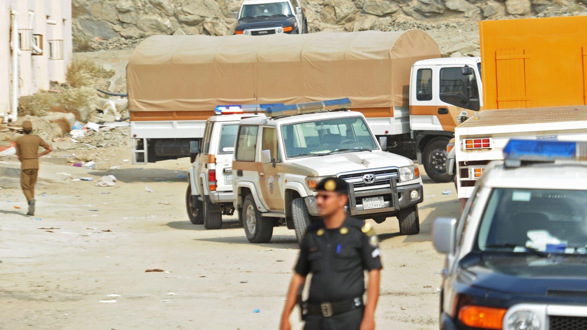 السعودية تلقي القبض على 7 أشخاص بتهمة التواصل مع الخارج