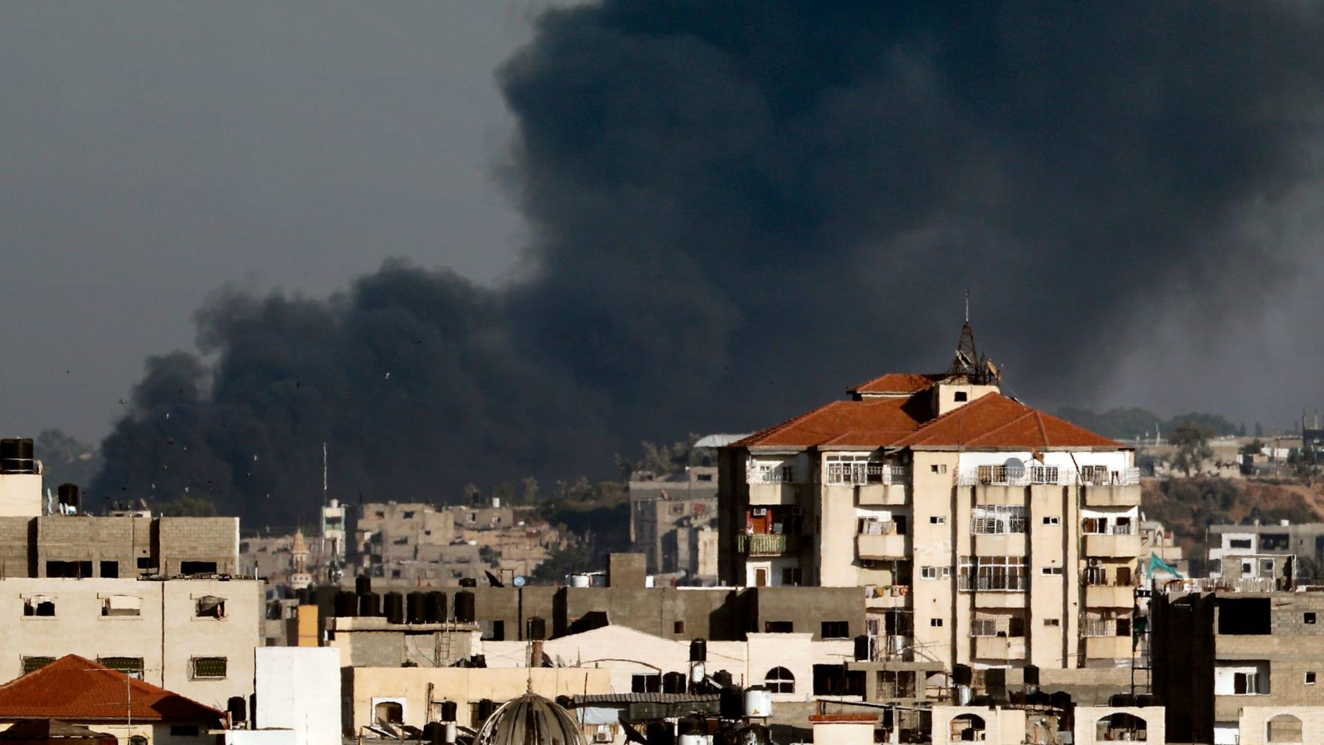 """الحكومة الفلسطينية تطالب بتدخل دولي فوري لوقف """"العدوان"""" الإسرائيلي على غزة"""