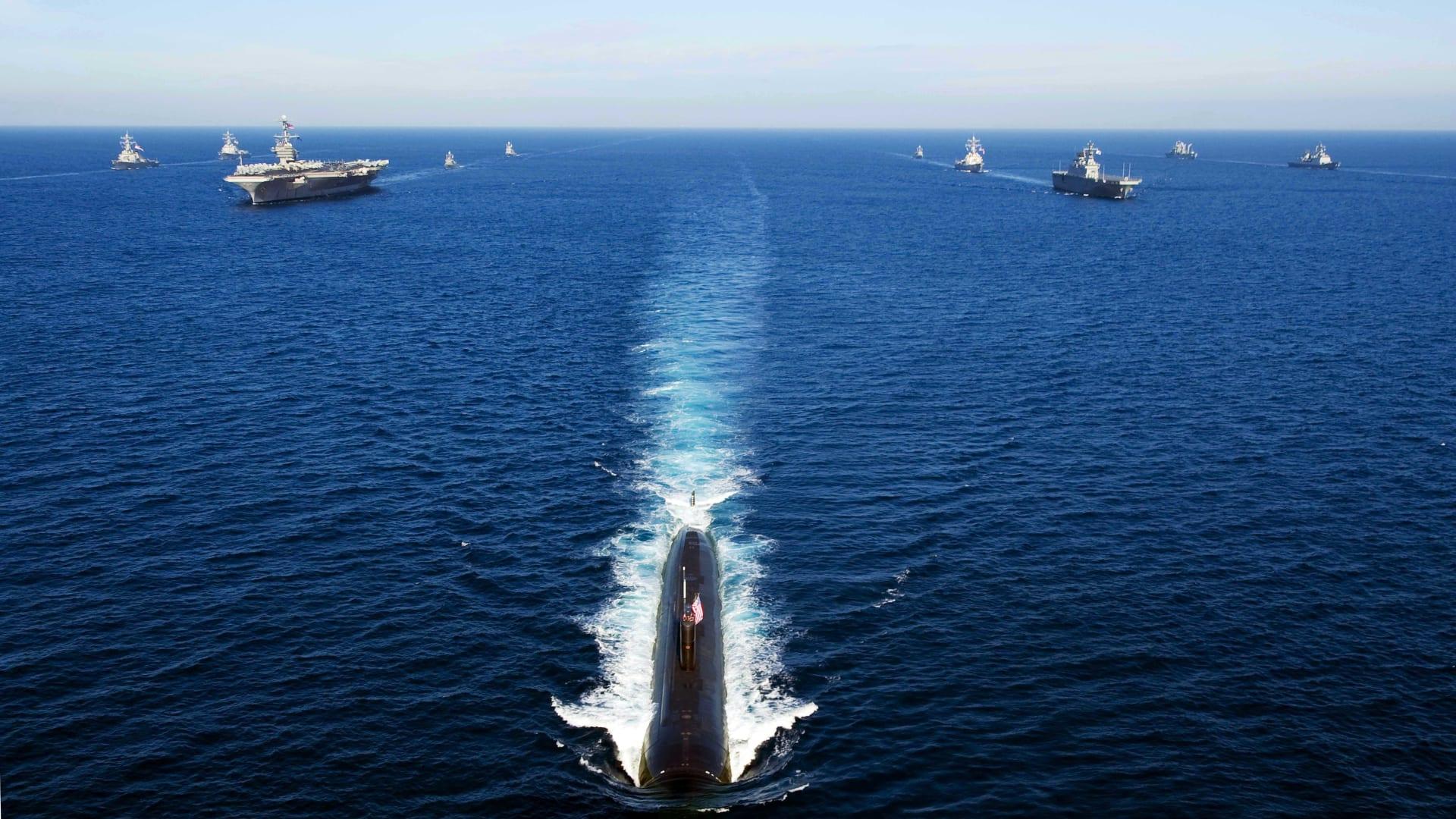 تقرير: قراصنة بحكومة الصين يسرقون خطط حرب للبحرية الأمريكية