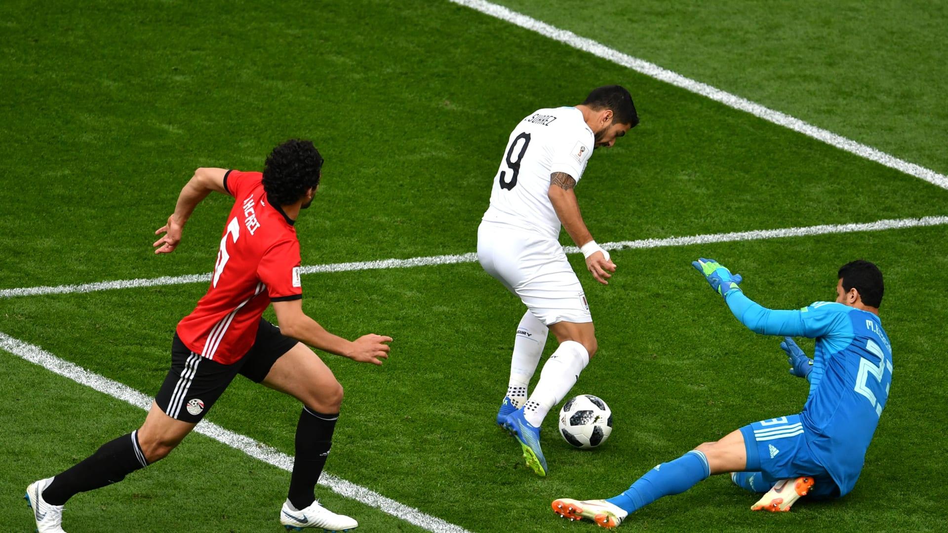 أفضل لاعب في مباراة مصر والأوروغواي مصري.. فمن هو؟