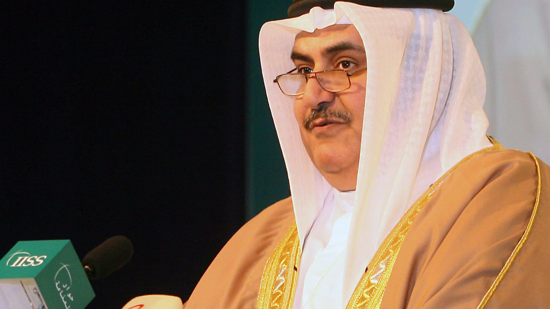 خالد بن أحمد يهاجم الجزيرة: القضاء البحريني لا يسمح التدخل به