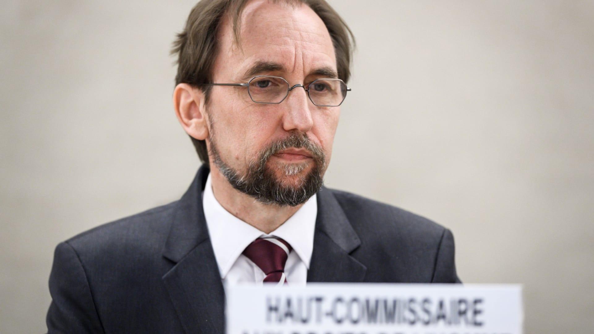 مفوض حقوق الإنسان يحذّر من وقوع كارثة في درعا بسوريا