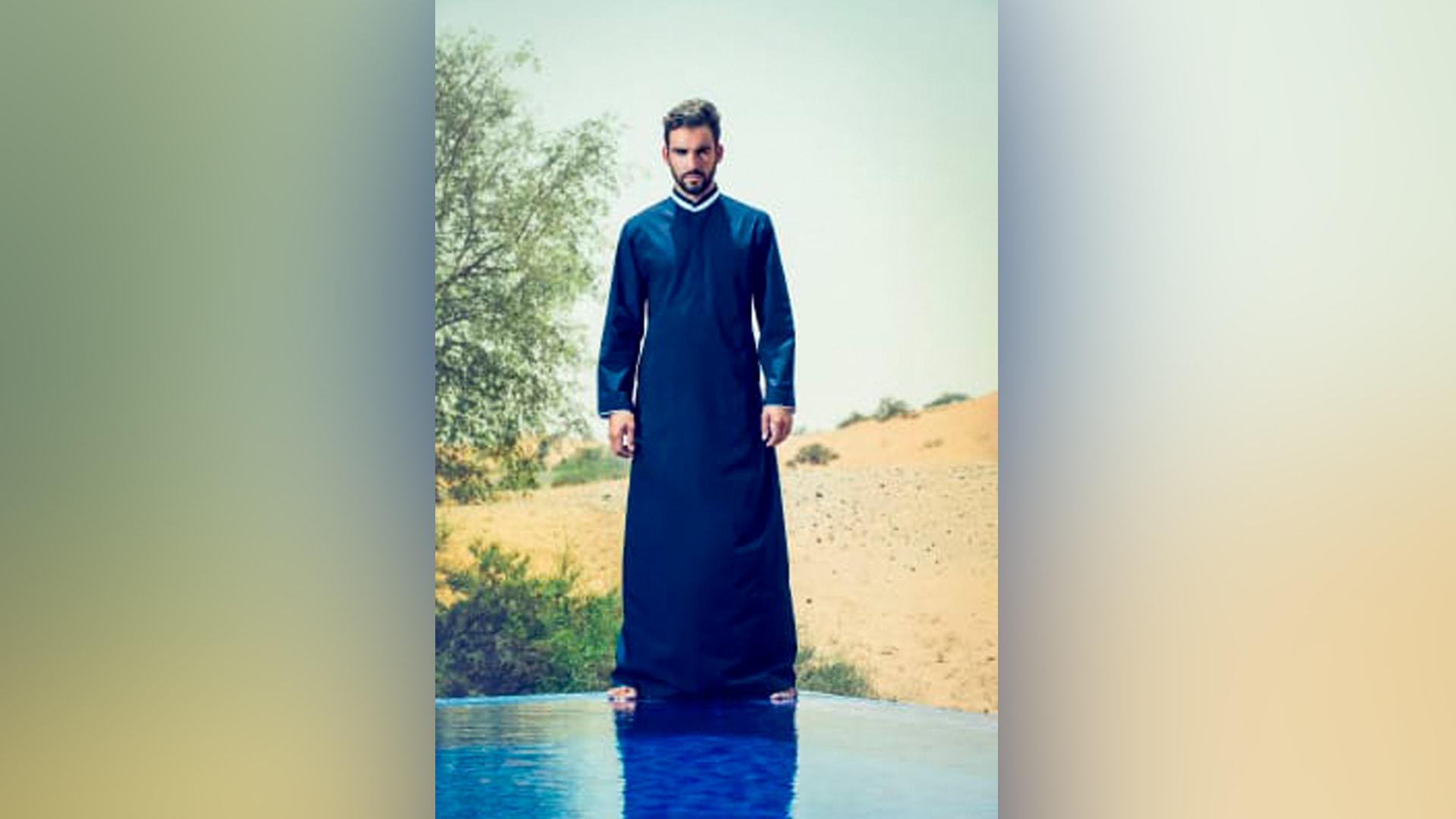 الثوب السعودي للرجال بحلة جديدة..هل يعجبكم؟