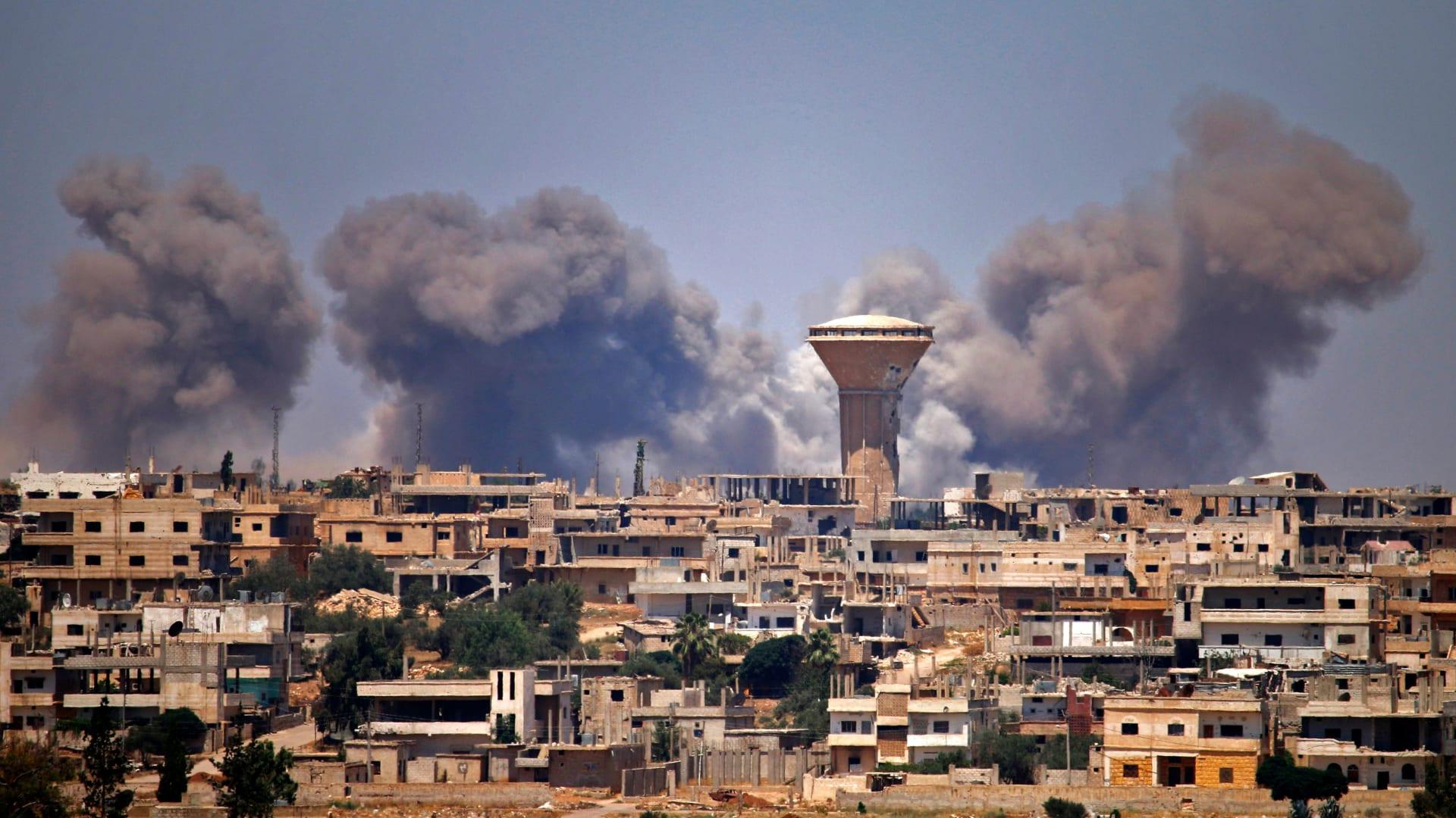 الجباوي لـCNN: اتفاق جزئي بين المعارضة وروسيا في الجنوب السوري