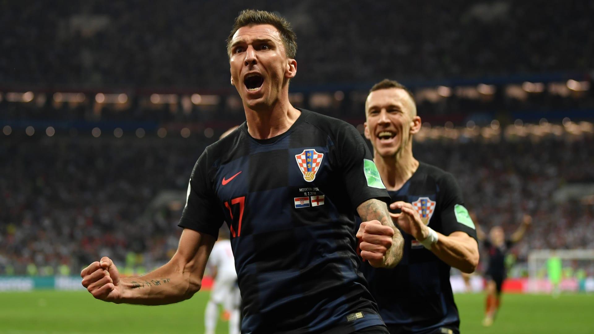 """كرواتيا تقترب من """"المعجزة"""" وتصل لنهائي كأس العالم للمرة الأولى في تاريخها"""