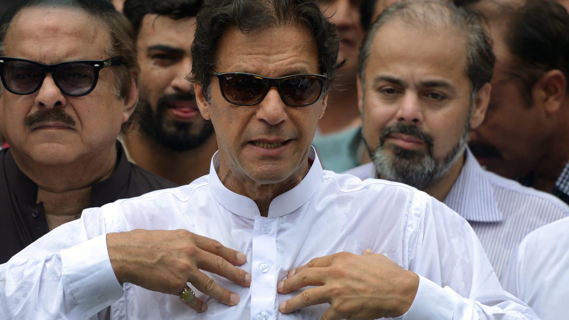 النتائج النهائية.. عمران خان يفوز بالانتخابات الباكستانية ويبدأ رحلة تشكيل الحكومة