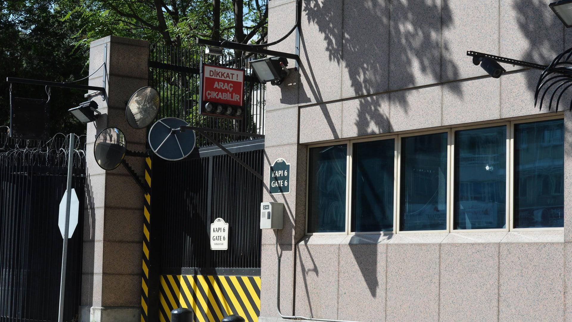 مصادر تركية تكشف ما قاله مطلقا النار على سفارة أمريكا خلال التحقيق