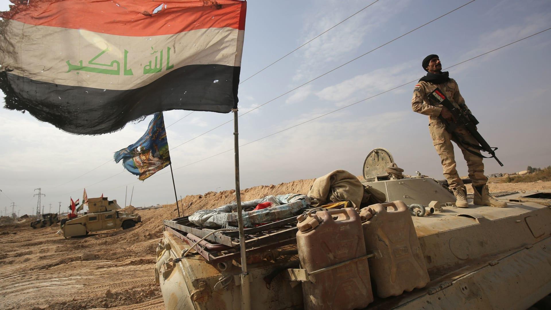العراق: مقتل 7 على الأقل بتفجير انتحاري في القائم