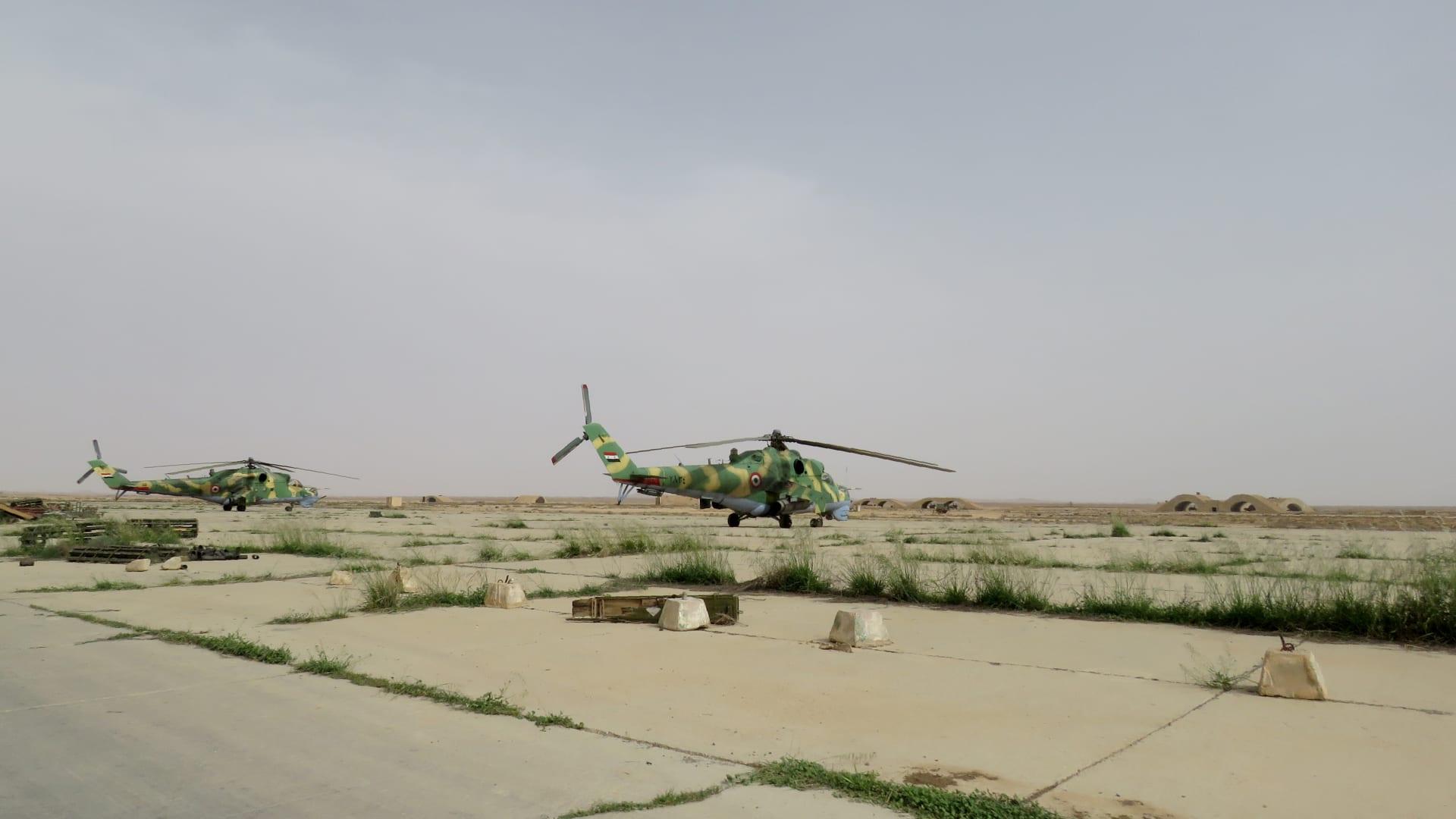 مسؤولان أمريكيان: النظام السوري حرك مروحيات قرب إدلب.. وقلق من احتمال هجوم كيماوي