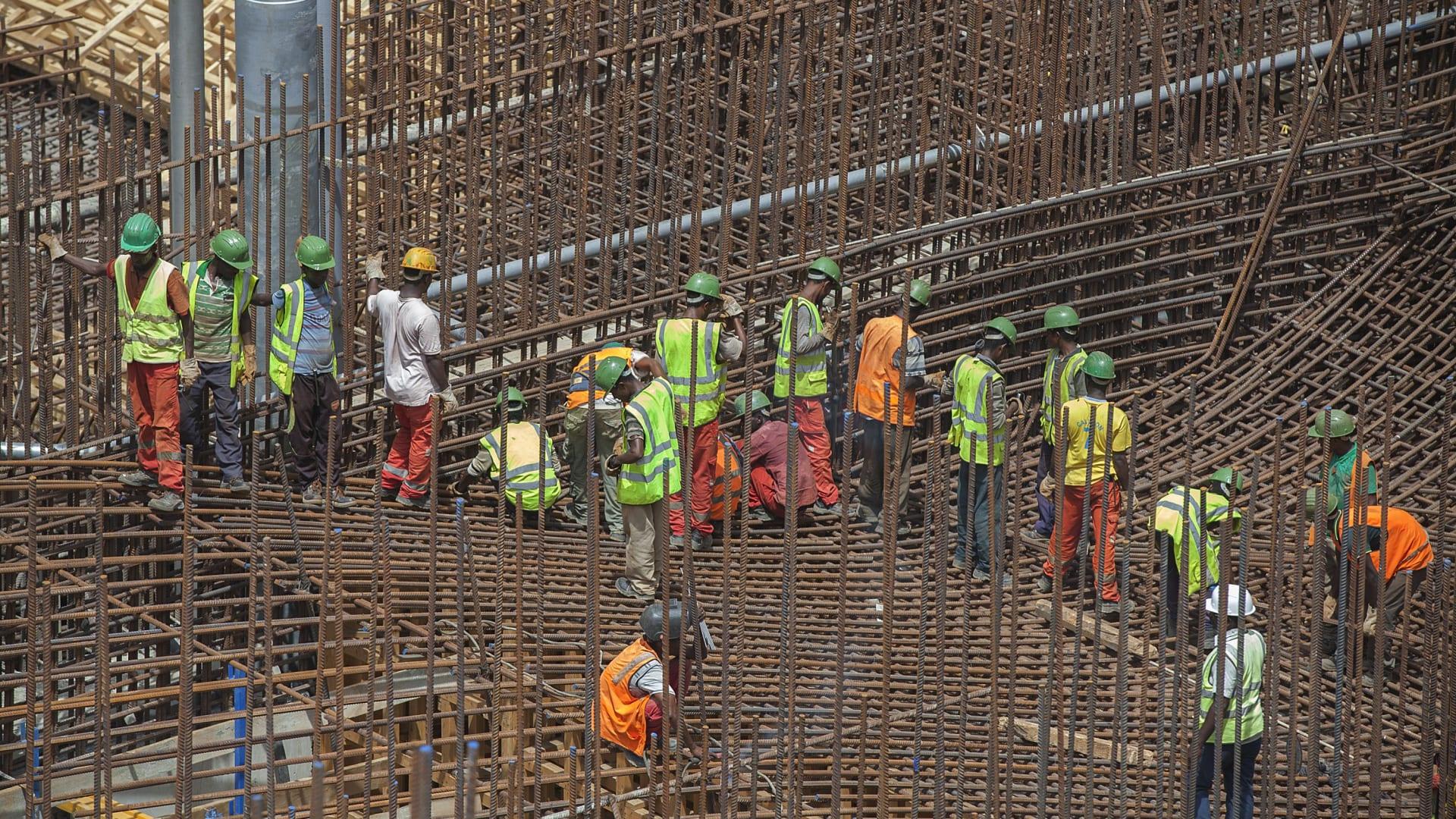 إثيوبيا: موظفو سد النهضة مضربون منذ 3 أيام