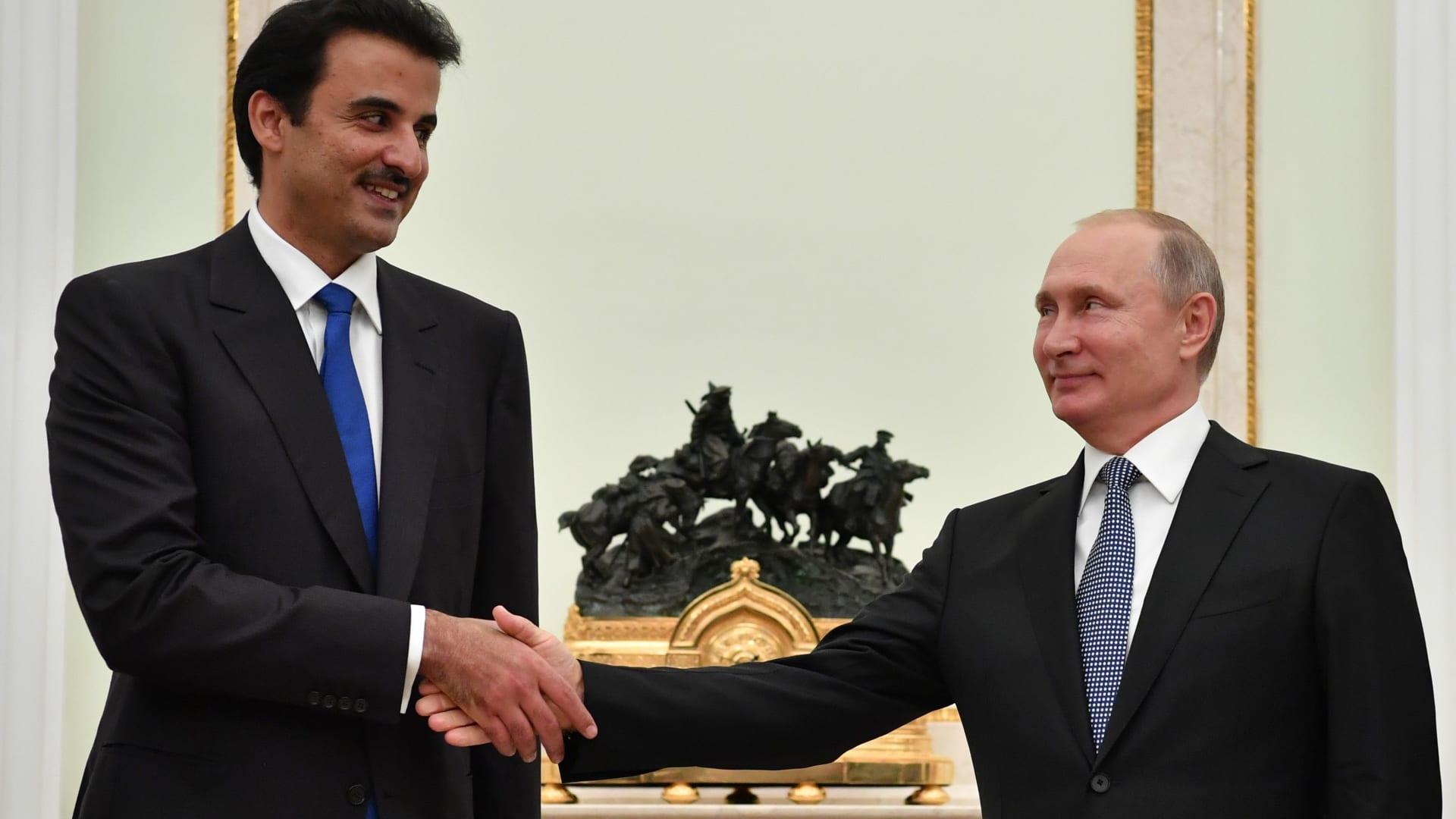 صندوق قطر السيادي يتوغل في قطاع النفط الروسي