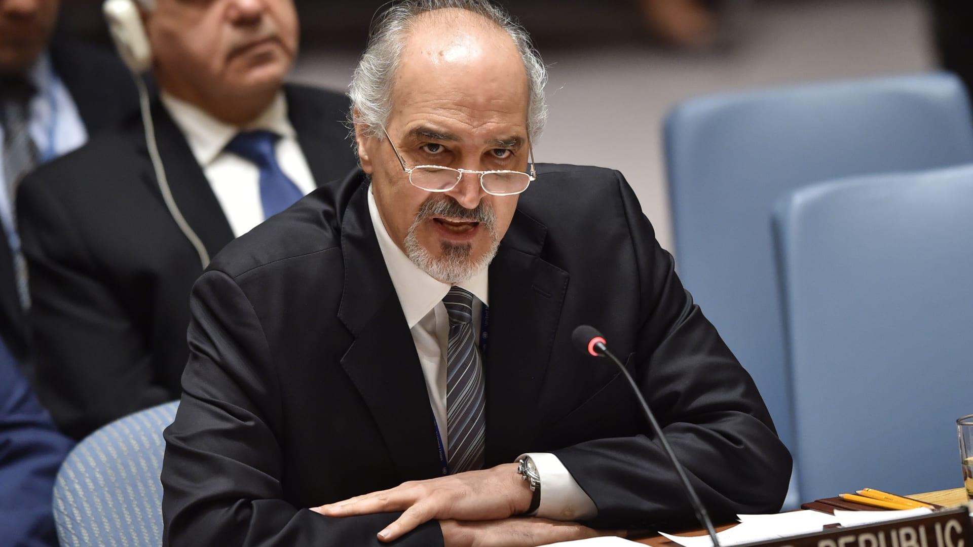 الجعفري بمجلس الأمن: اخذنا الاحتياطات إن رفض الإرهابيون بإدلب إلقاء السلاح