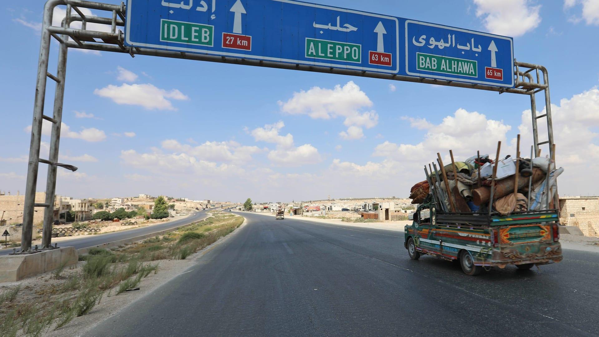 """روسيا: بدء التحضير لتصوير هجوم كيماوي """"مفبرك"""" في إدلب"""