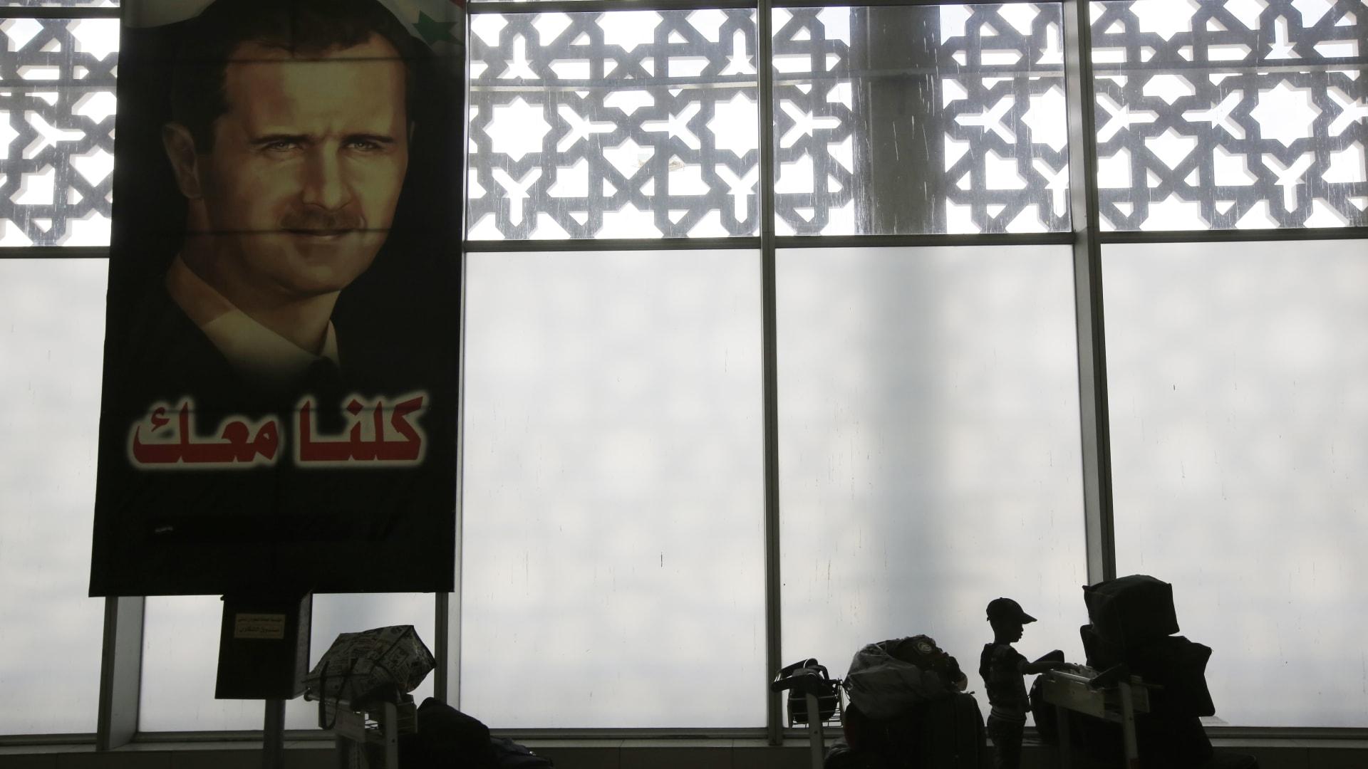مصدر عسكري سوري: هجوم صاروخي إسرائيلي على مطار دمشق الدولي