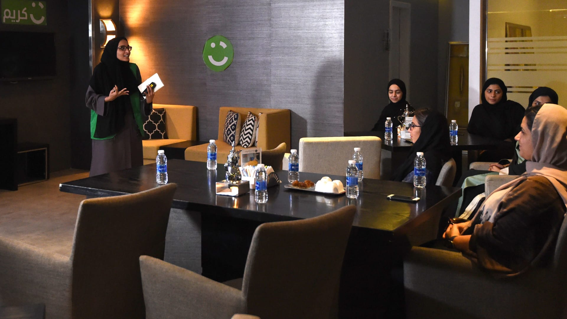 كريم السعودية تشرح لـ CNN ماذا جرى في 4 أشهر من بدء قيادة السيدات