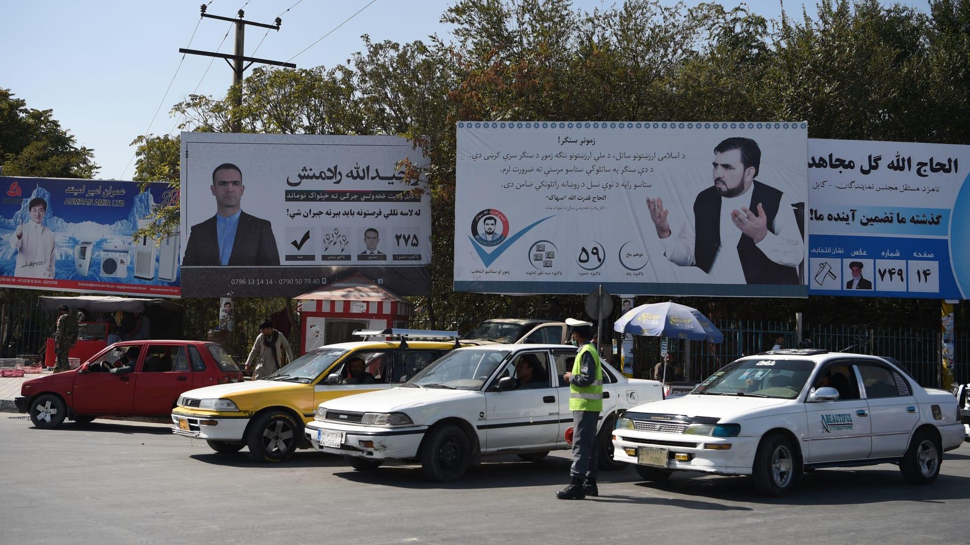 كامليا انتخابي فرد تكتب لـCNN: الناخبون الأفغان يلاحقون لقمة العيش ويخشون الموت