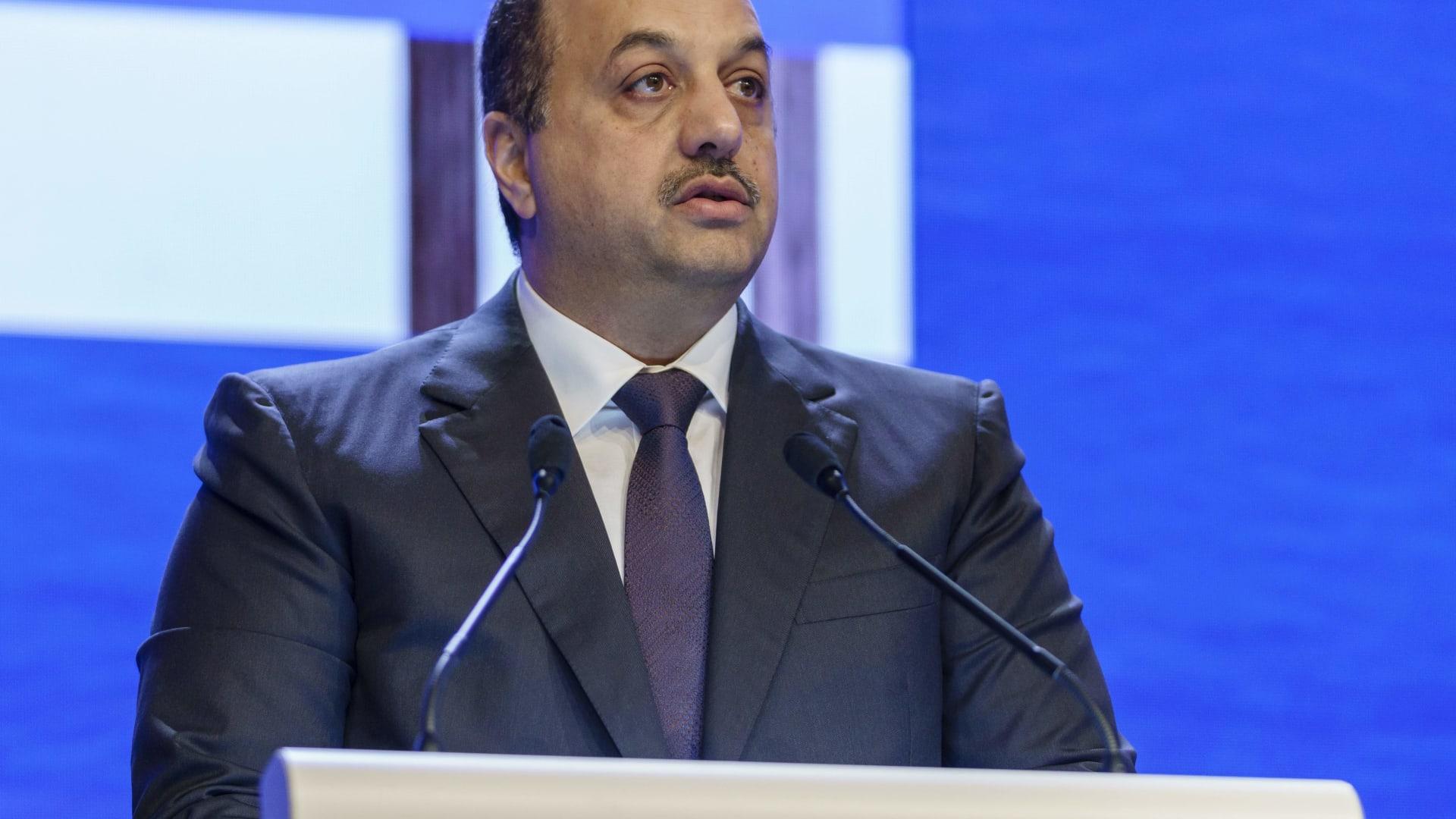 وزير دفاع قطر: لم نفكر مطلقا بدفاع الحلفاء عنا.. ولا يهمنا أي تهديدات